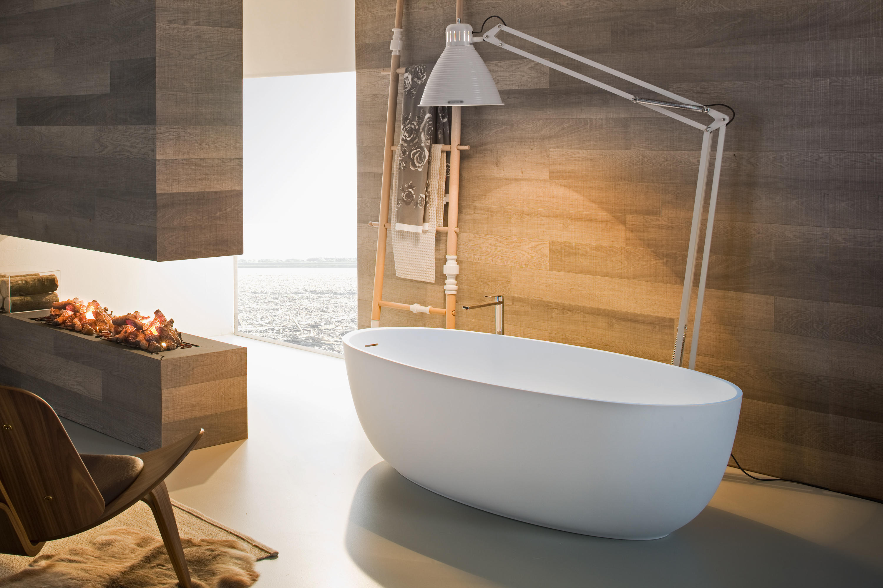 bathtube round free standing baths from idea group architonic. Black Bedroom Furniture Sets. Home Design Ideas