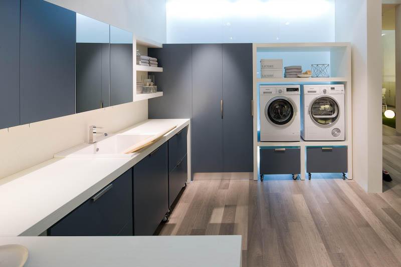 Spazio evoluzione armadi idea group architonic - Ikea lavanderia mobili ...