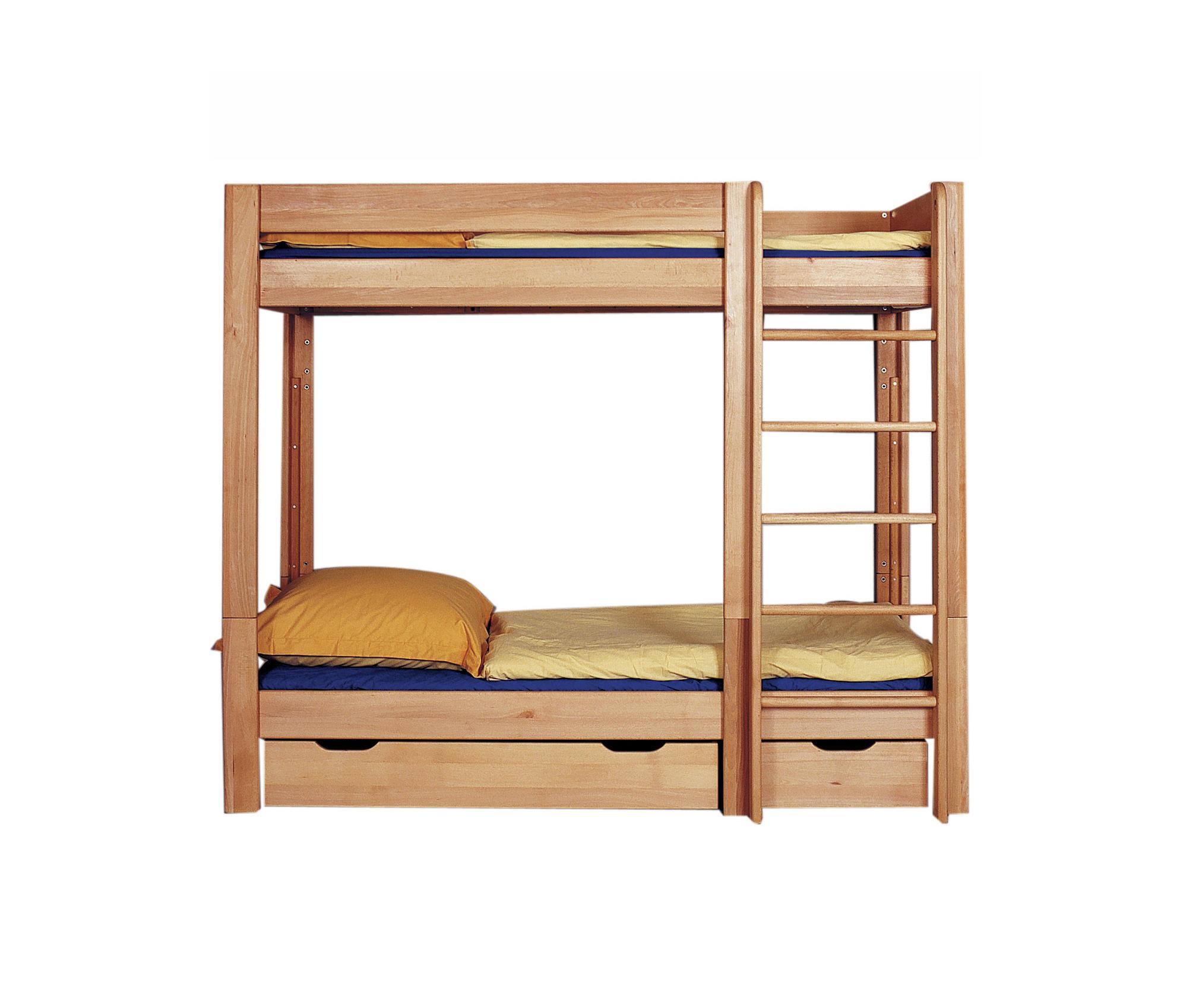 trax etagenbett kinderbetten von de breuyn architonic. Black Bedroom Furniture Sets. Home Design Ideas