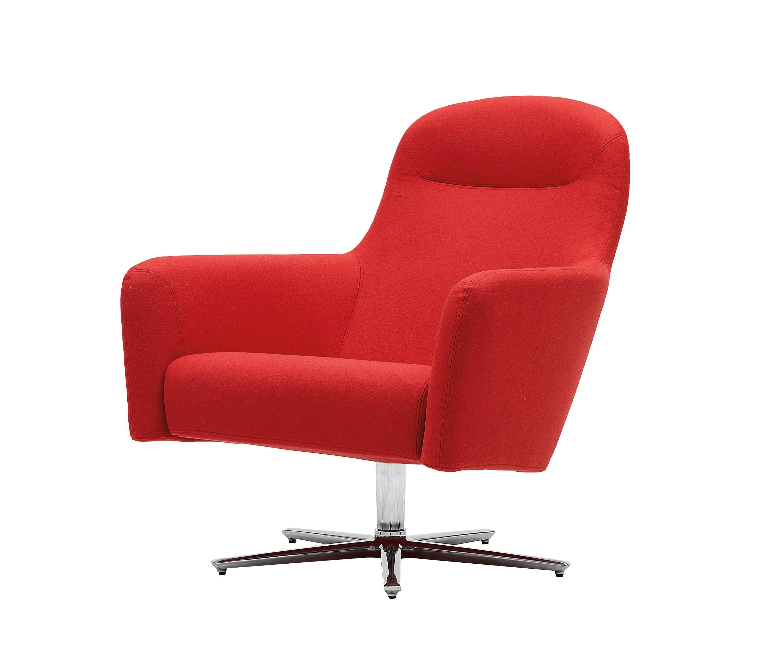 Etonnant ... Havana Swivel Low Chair By Softline A/S | Armchairs ...