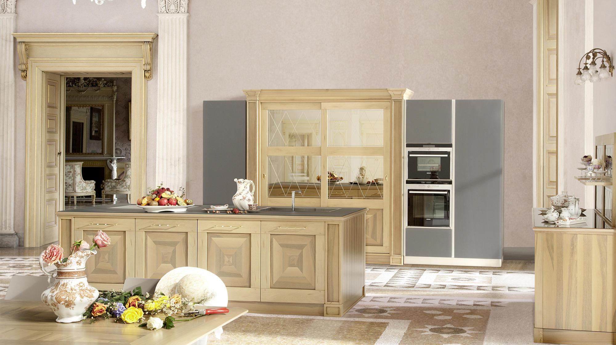 Ca' Veneta Cocinas Integrales De Veneta Cucine Architonic #B4AC17 2000 1120 Veneta Cucine Ca D'oro