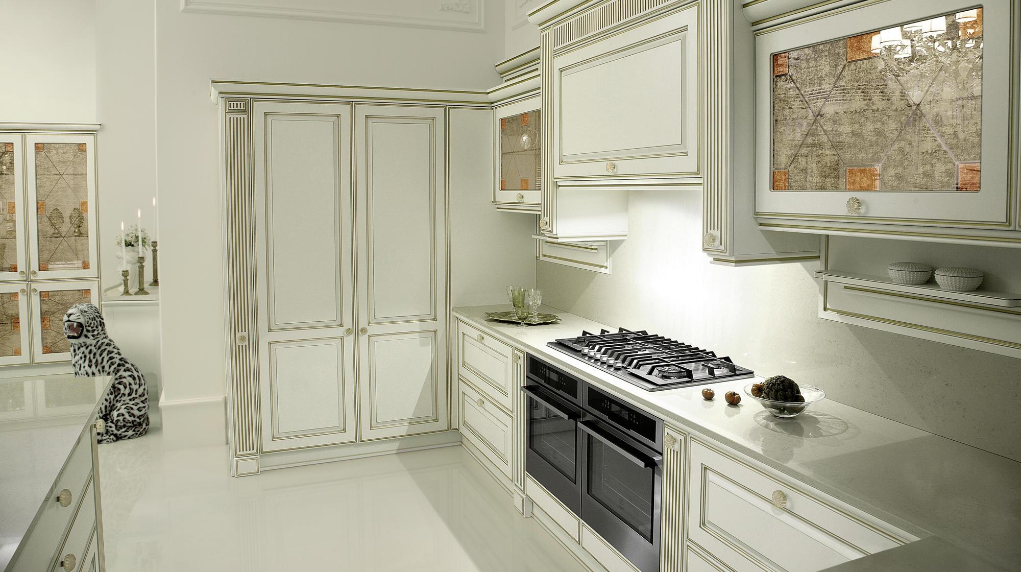 mirabeau einbauk chen von veneta cucine architonic. Black Bedroom Furniture Sets. Home Design Ideas