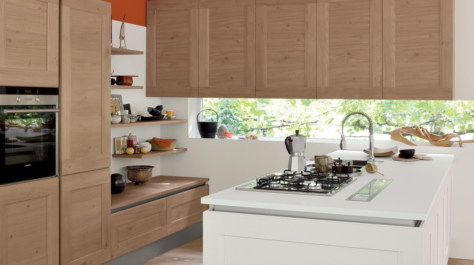 dialogo shellsystem cucine isola veneta cucine architonic. Black Bedroom Furniture Sets. Home Design Ideas