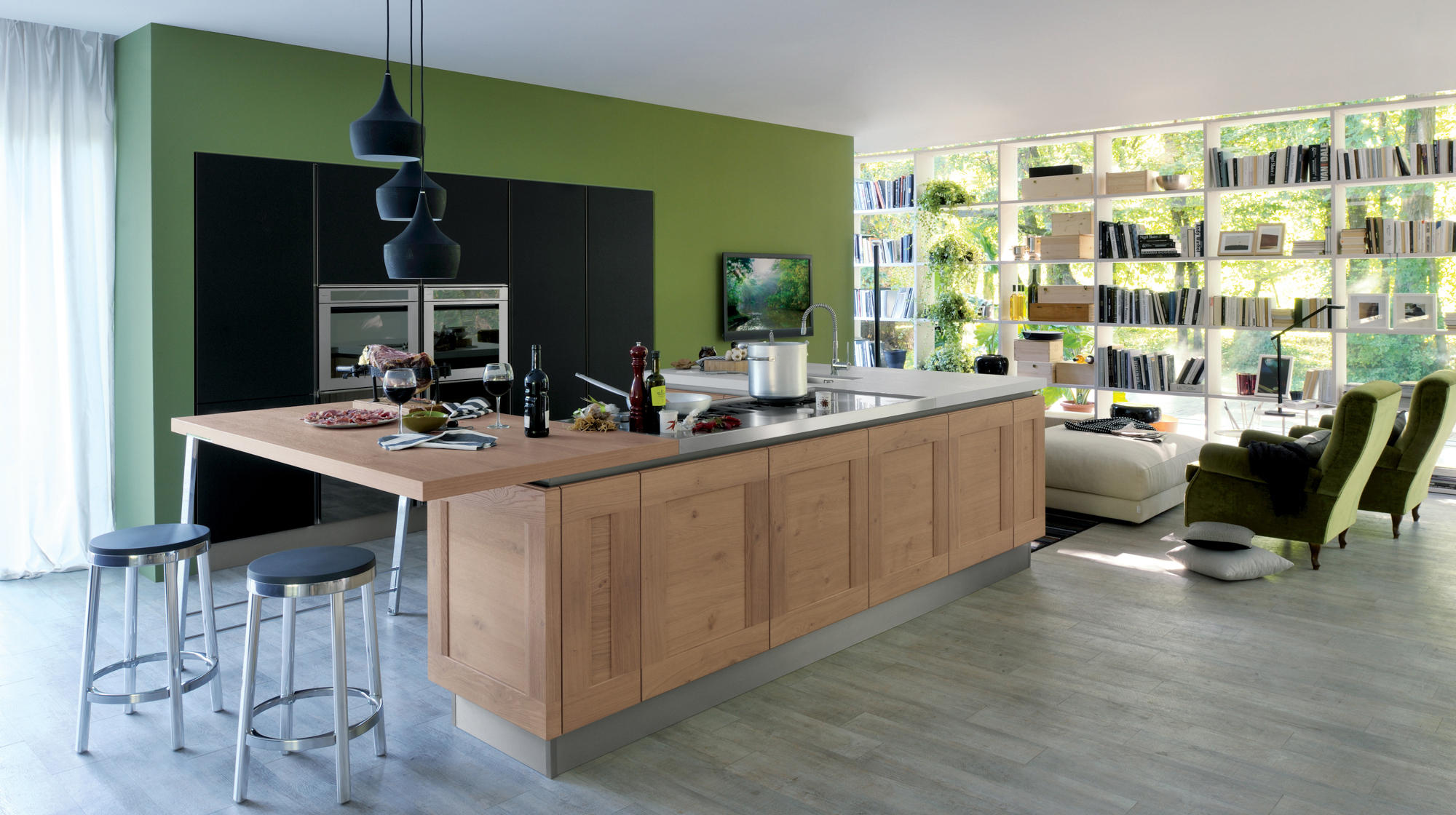 ESSENCE - Research and select Veneta Cucine products online ...