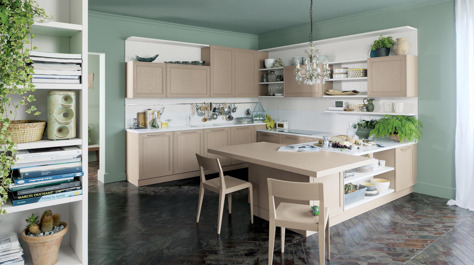 ELEGANTE - Einbauküchen von Veneta Cucine | Architonic