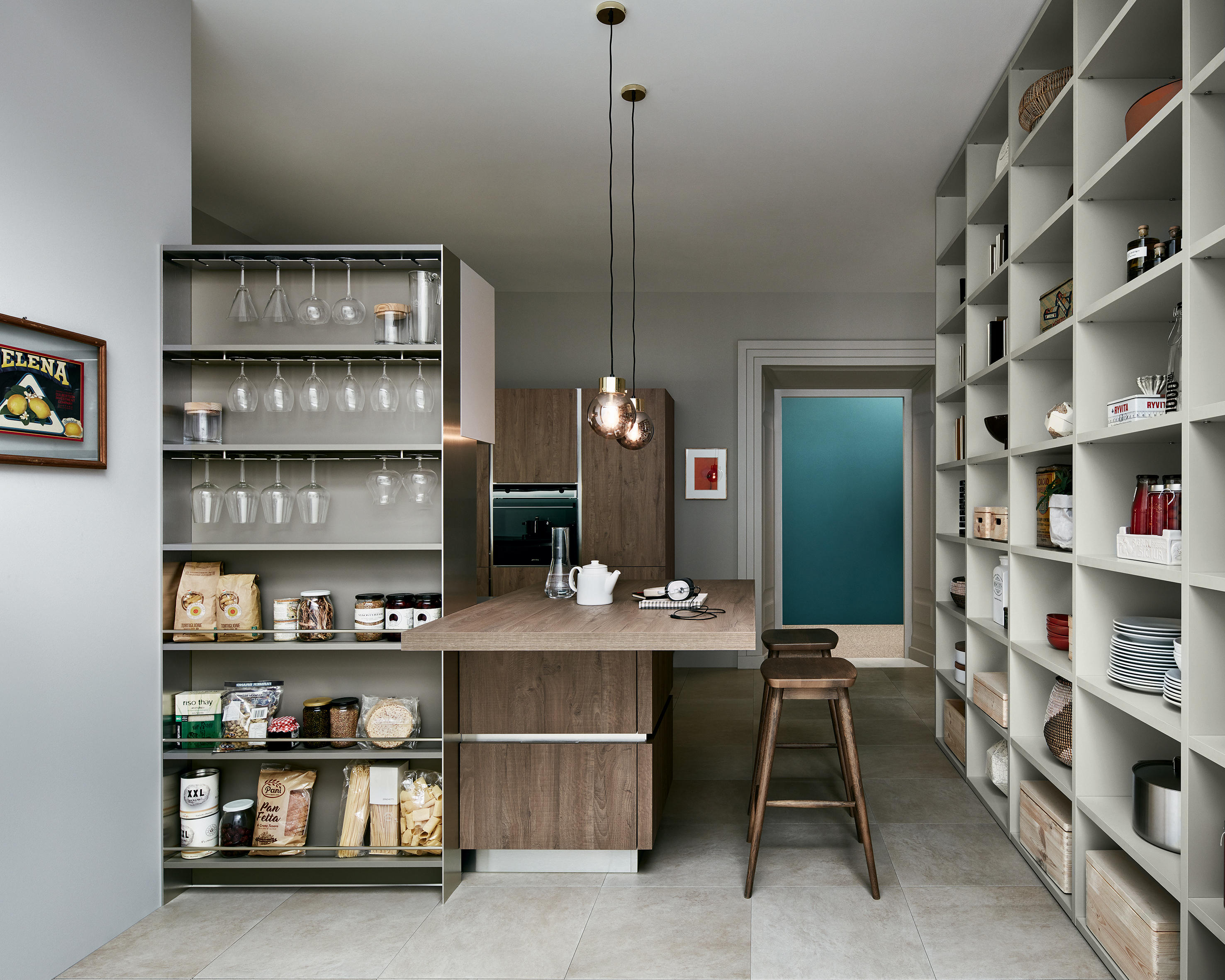 Ethica Go Fitted Kitchens From Veneta Cucine Architonic