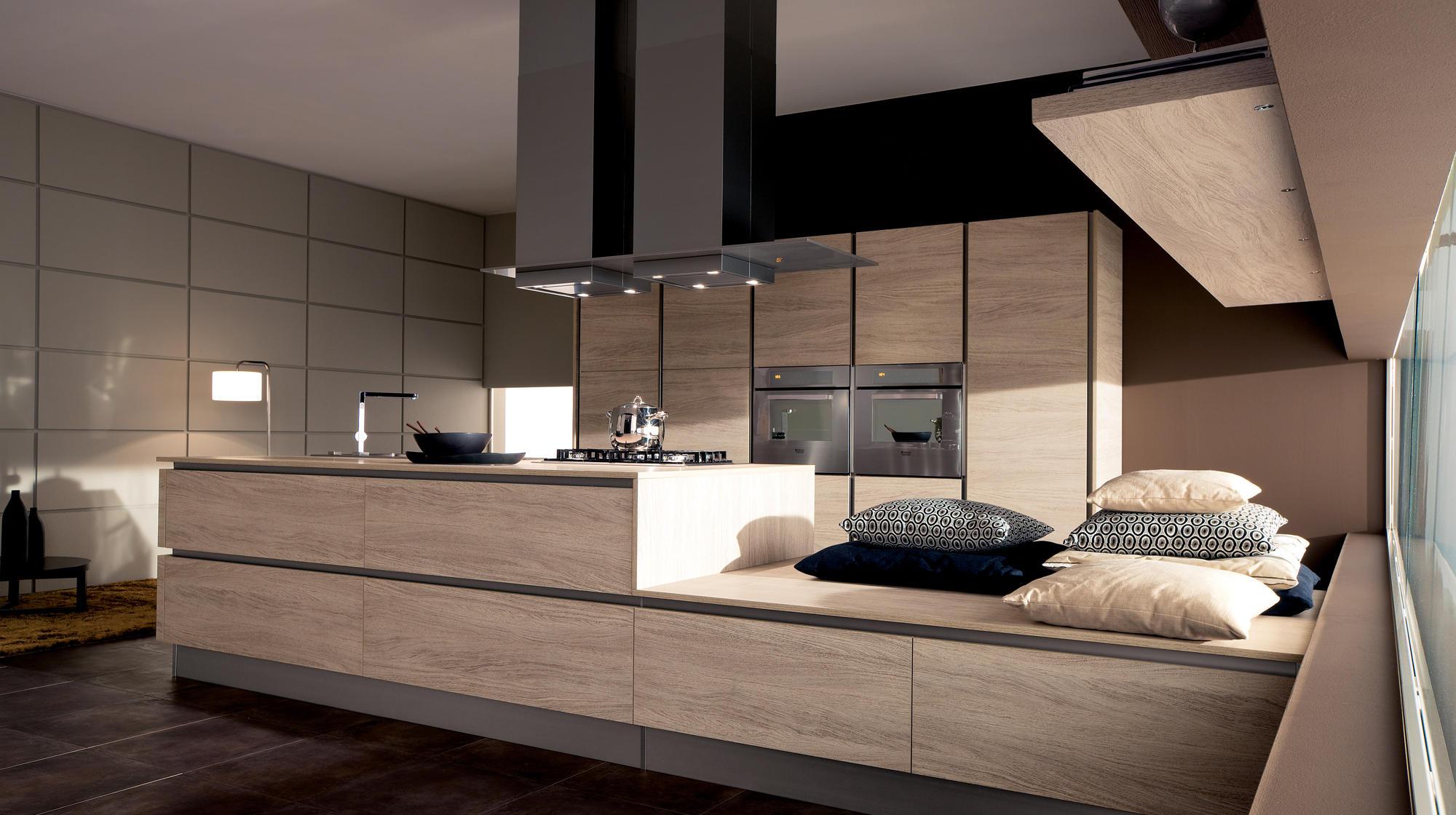 OYSTER DECORATIVO - Cucine a parete Veneta Cucine | Architonic