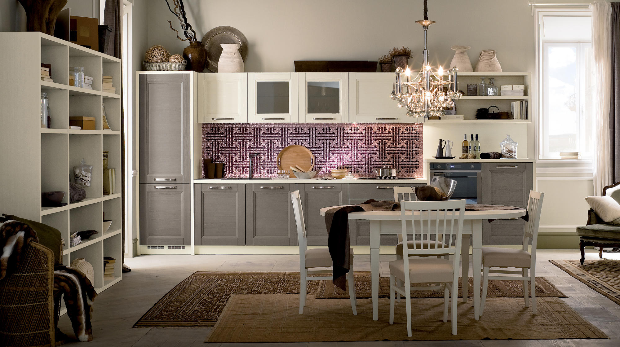 VINTAGE - Fitted kitchens from Veneta Cucine  Architonic