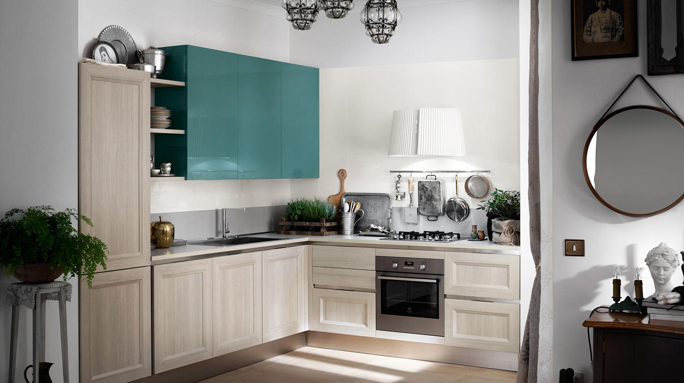 tablet go fitted kitchens from veneta cucine architonic. Black Bedroom Furniture Sets. Home Design Ideas