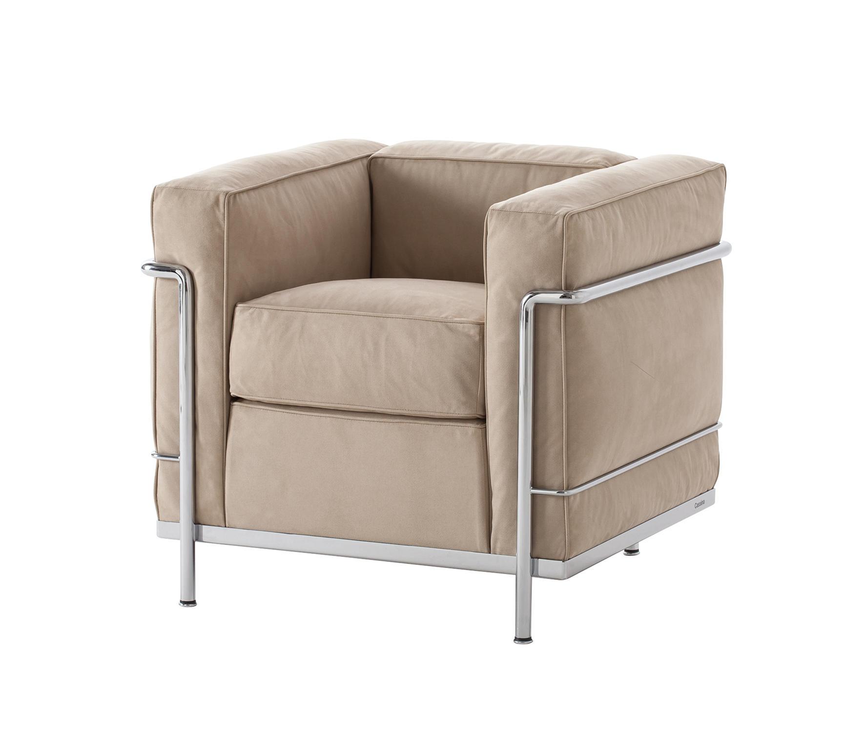 lc2 fauteuil fauteuils d 39 attente de cassina architonic. Black Bedroom Furniture Sets. Home Design Ideas