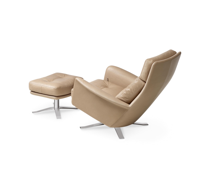 modell 1550 glen hochlehner und hocker loungesessel mit. Black Bedroom Furniture Sets. Home Design Ideas