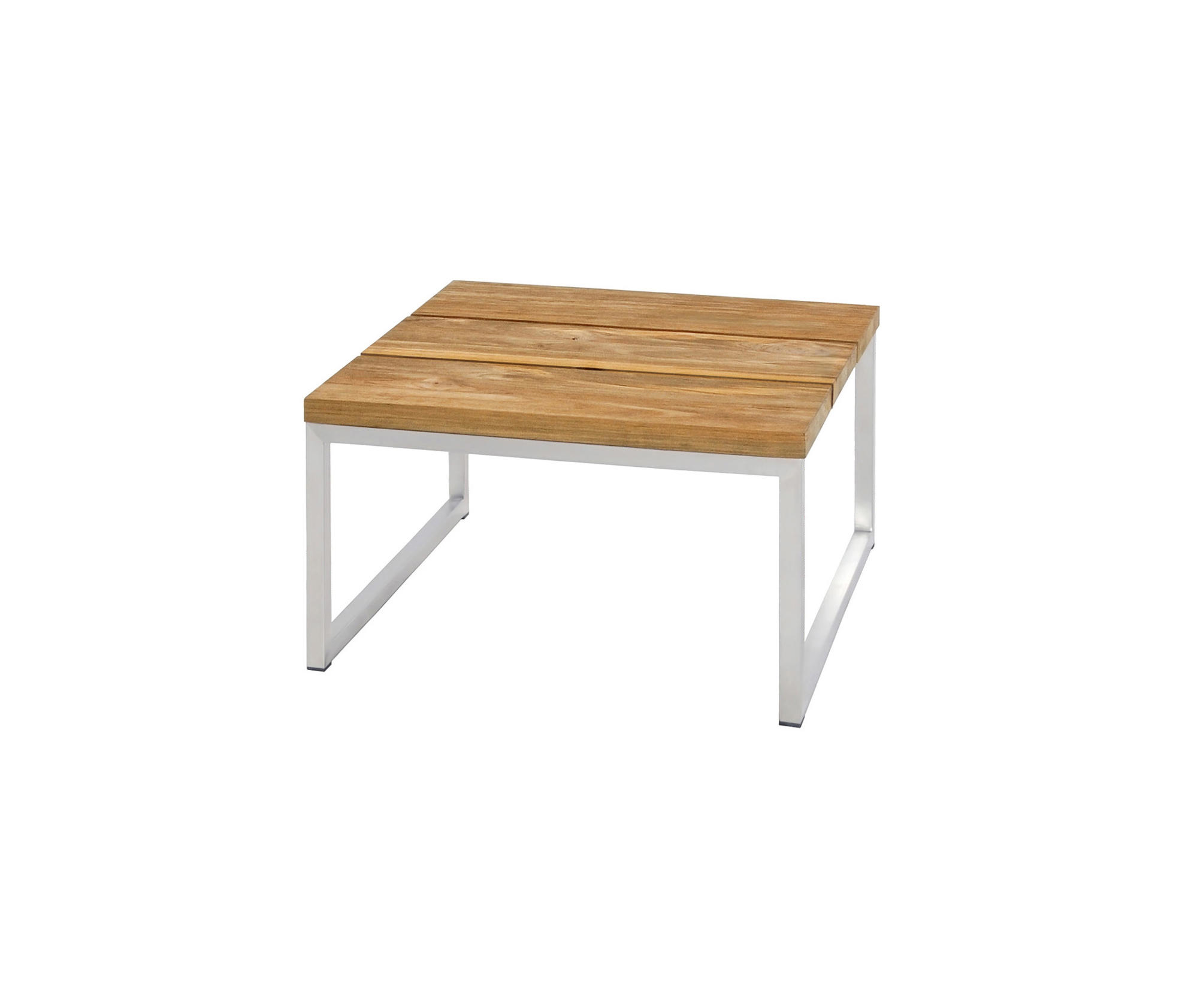 Oko side table 50x50 cm garten beistelltische von for Table 50x50