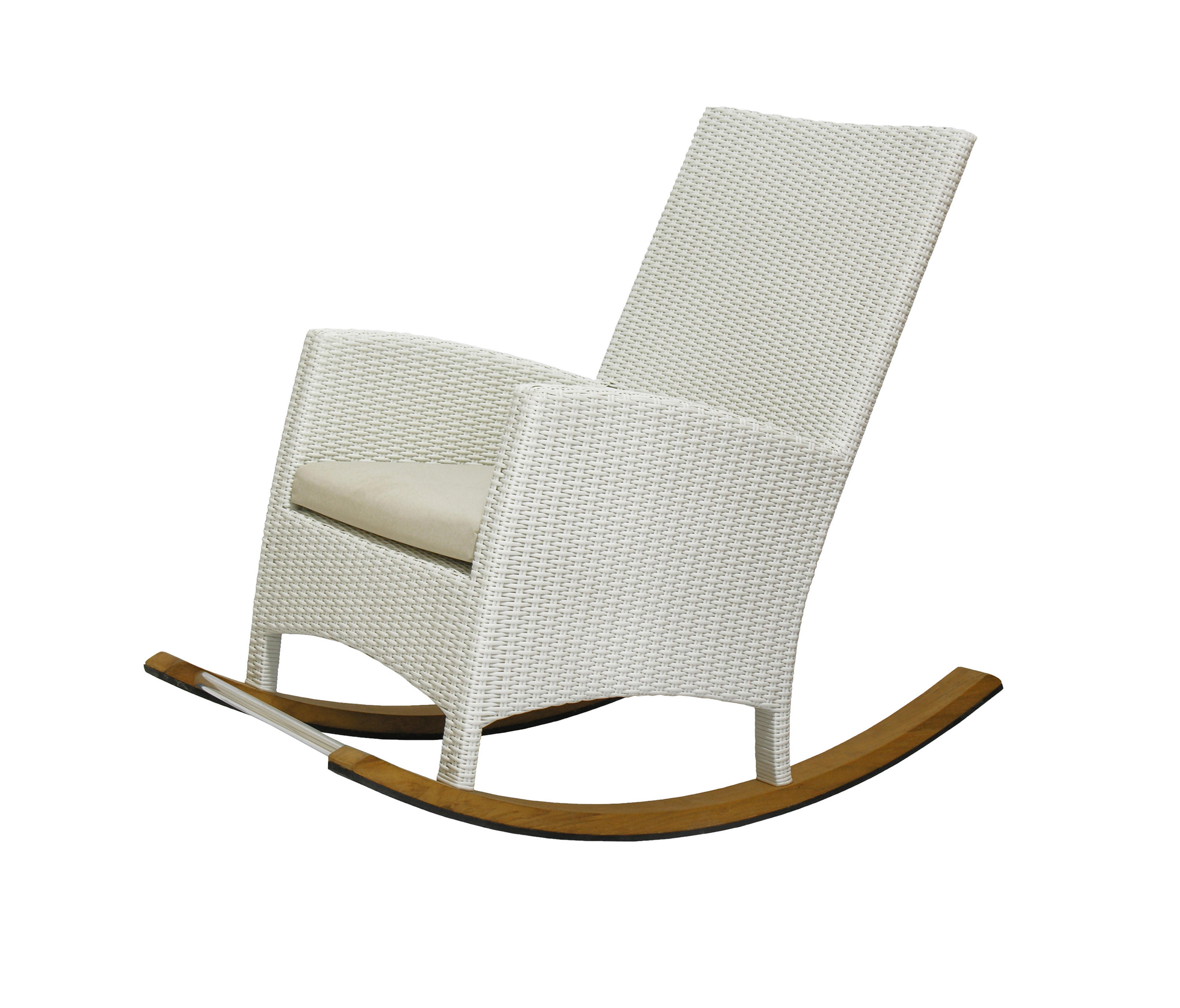 Awesome Tessa Rocking Chair Designer Furniture Architonic Bralicious Painted Fabric Chair Ideas Braliciousco