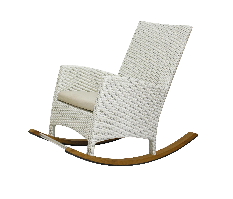 Pleasant Tessa Rocking Chair Designer Furniture Architonic Onthecornerstone Fun Painted Chair Ideas Images Onthecornerstoneorg