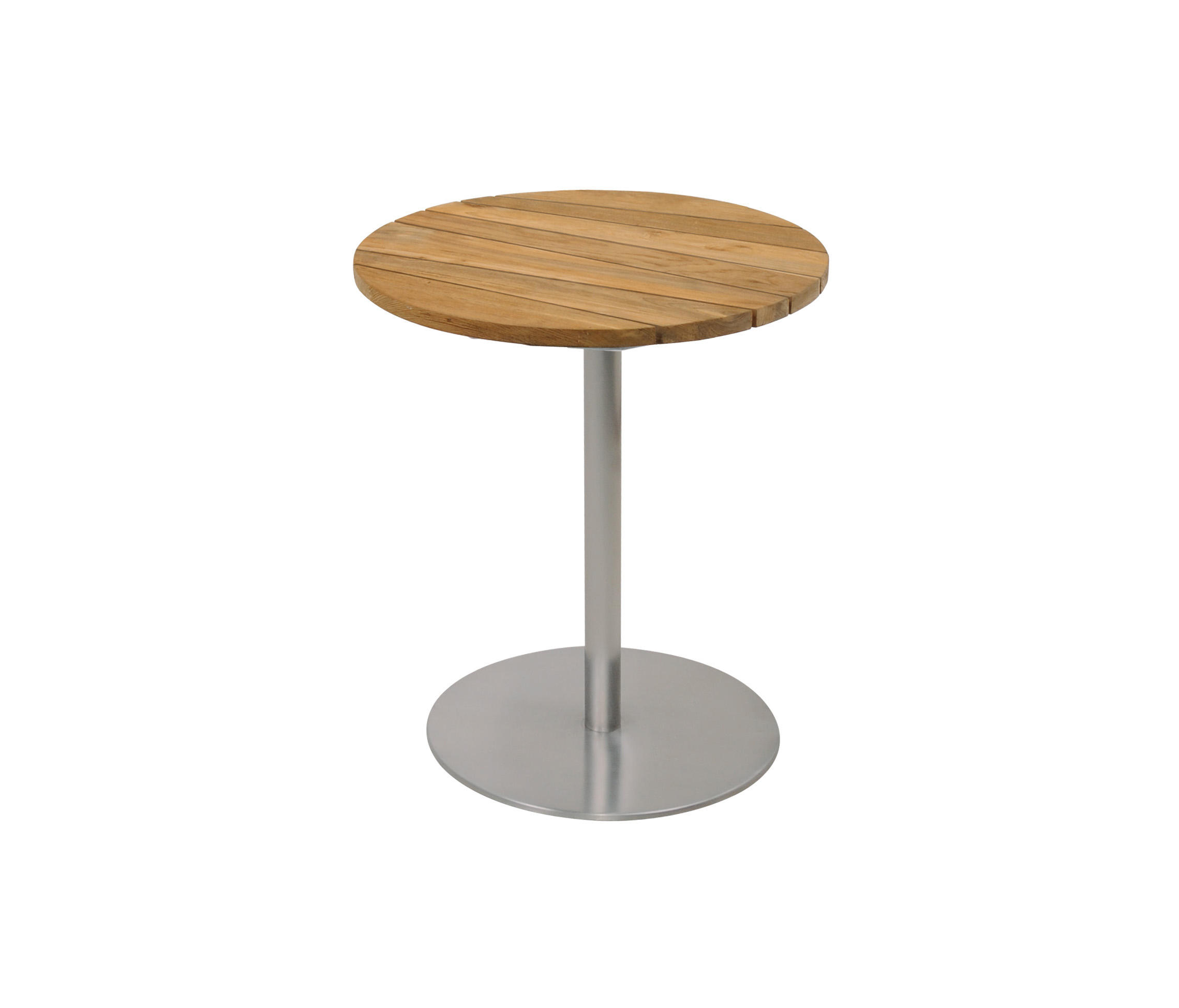 Gemmy dining table 60 cm base d bistro tables from for Table hauteur 60 cm