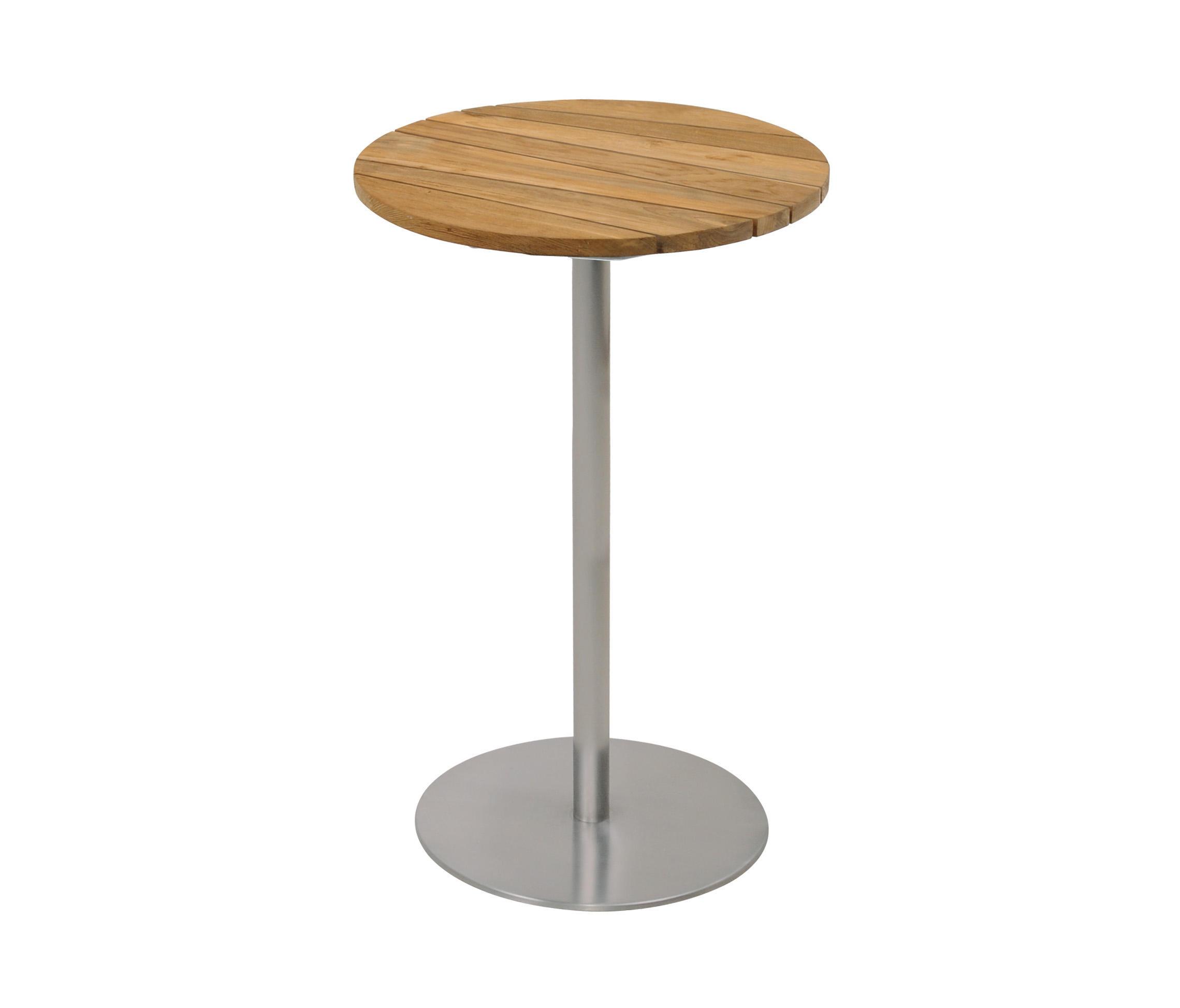 Gemmy bar table 60 cm base d bar tables from for Table bar 85 cm