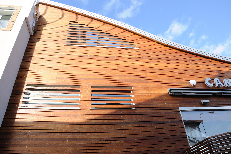 Rivestimenti di facciata sistemi facciate ravaioli legnami