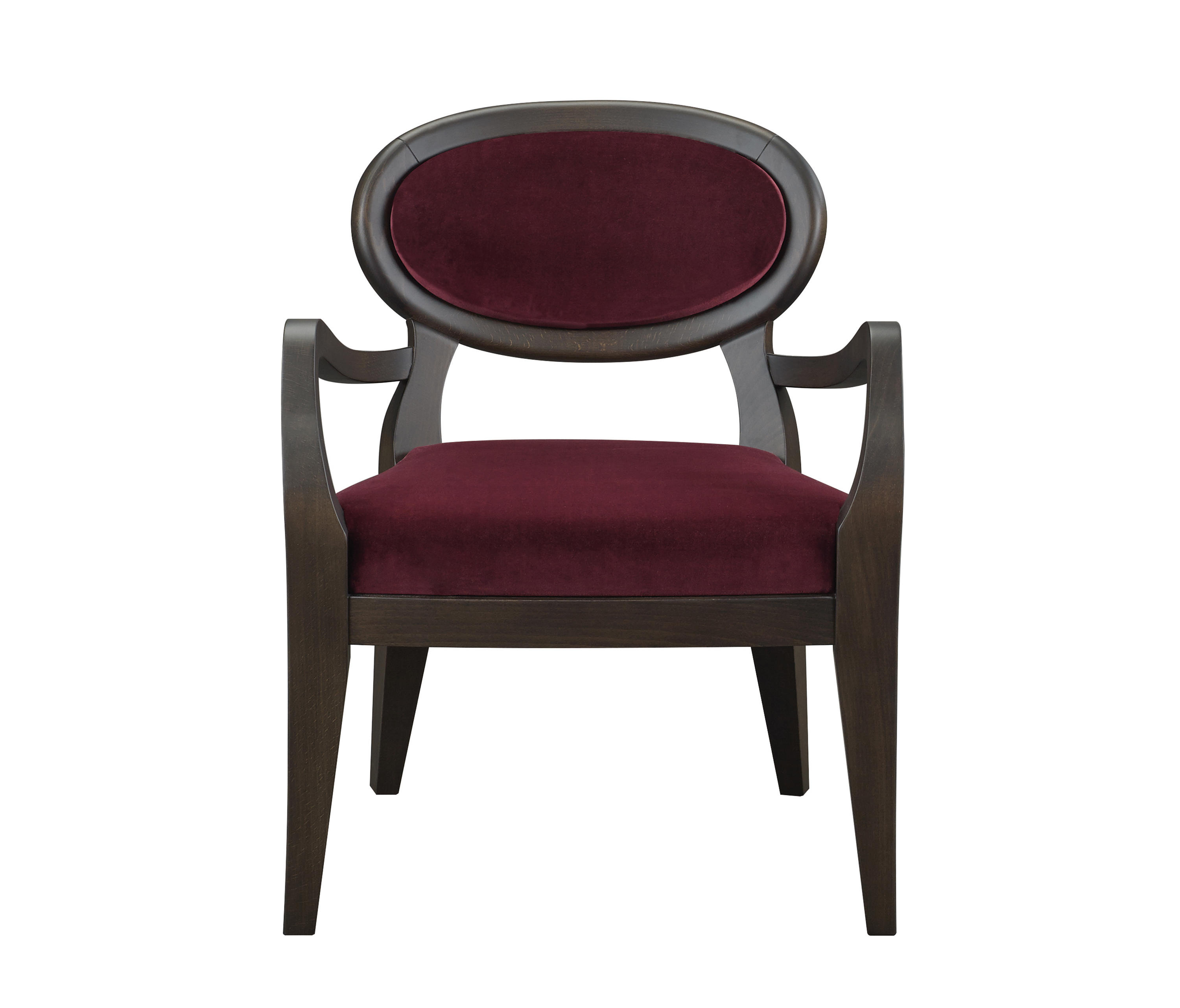 Amina Chair With Arms By Promemoria | Chairs