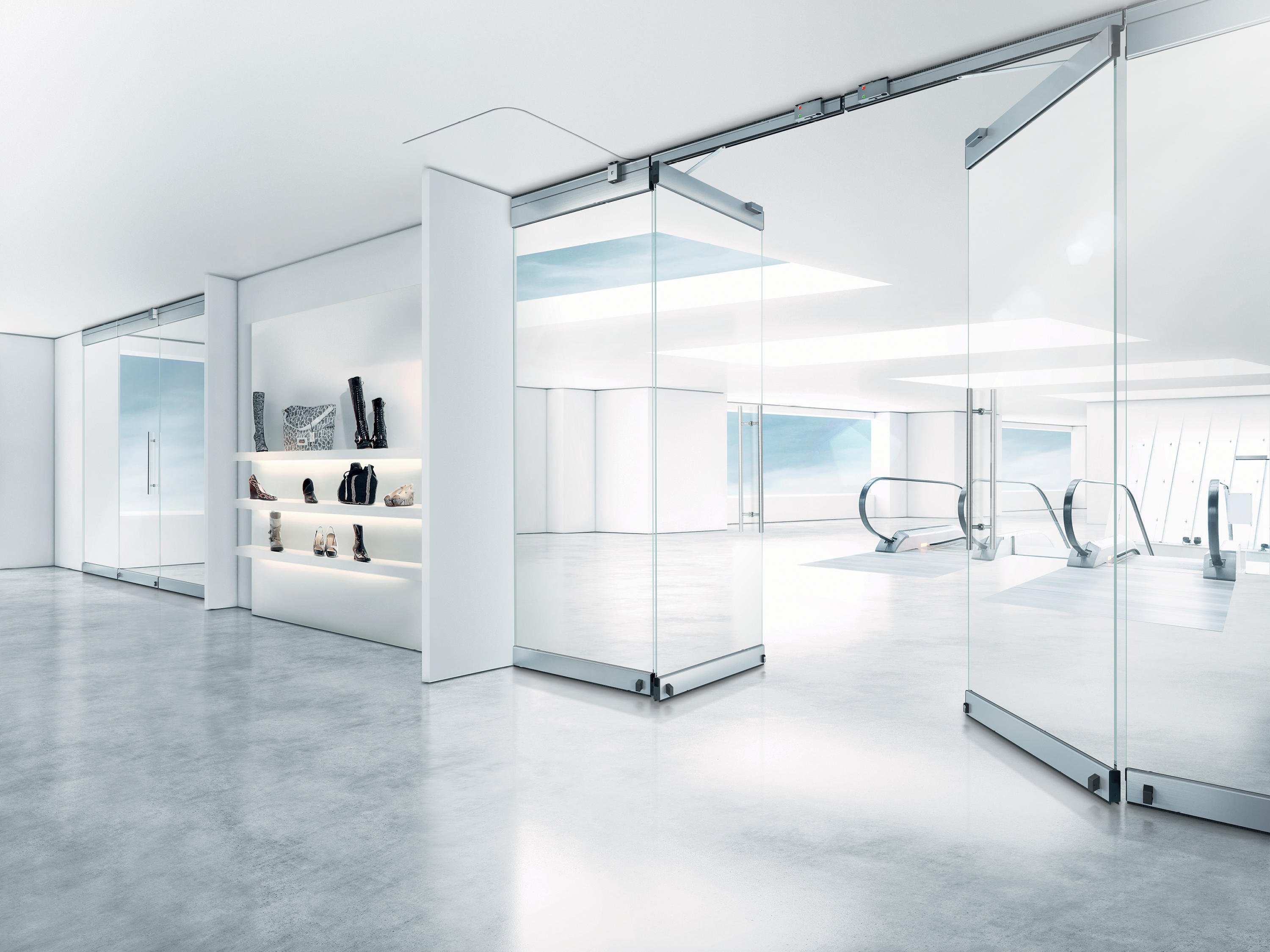 Hsw Easy Safe By Dormakaba Wall Partition Systems