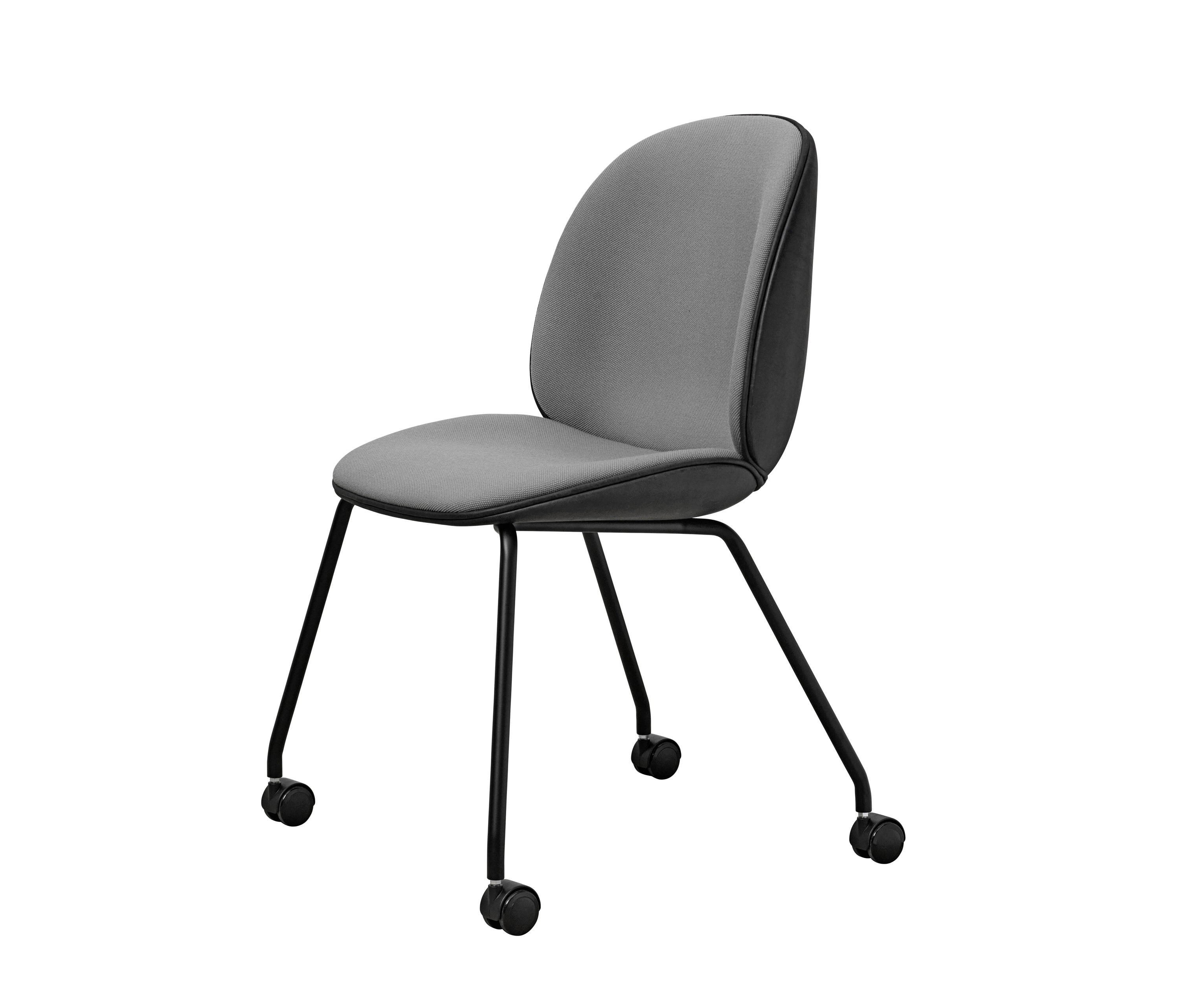 beetle castor chair conference chairs from gubi architonic. Black Bedroom Furniture Sets. Home Design Ideas