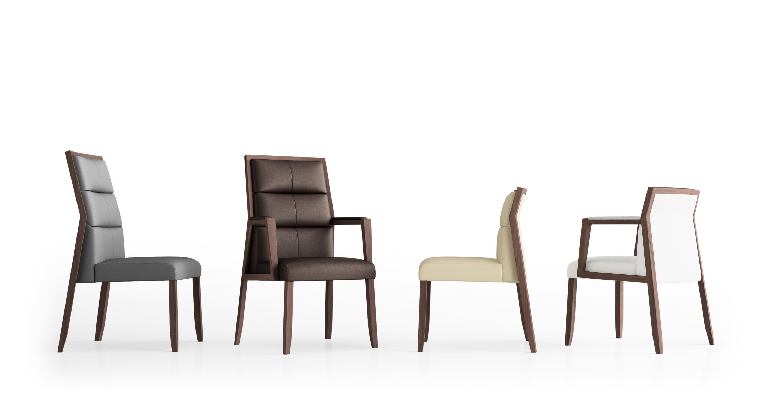 Square silla con brazos  Architonic