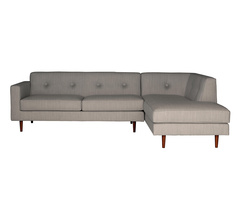 moulton 2 seat sofa corner unit loungesofas von case furniture architonic. Black Bedroom Furniture Sets. Home Design Ideas
