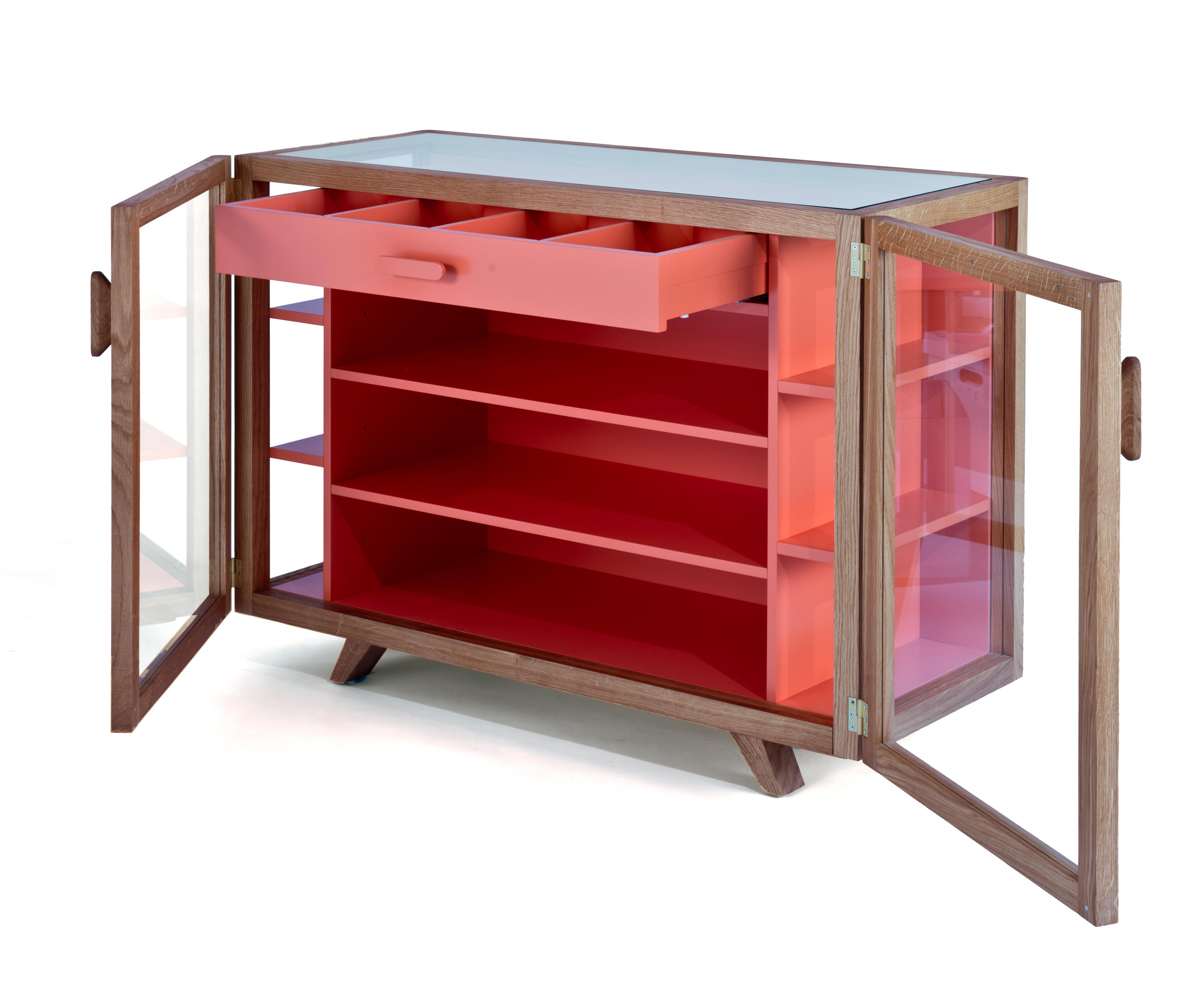 Charmant ... Vitrina Small Sideboard By Case Furniture | Display Cabinets ...