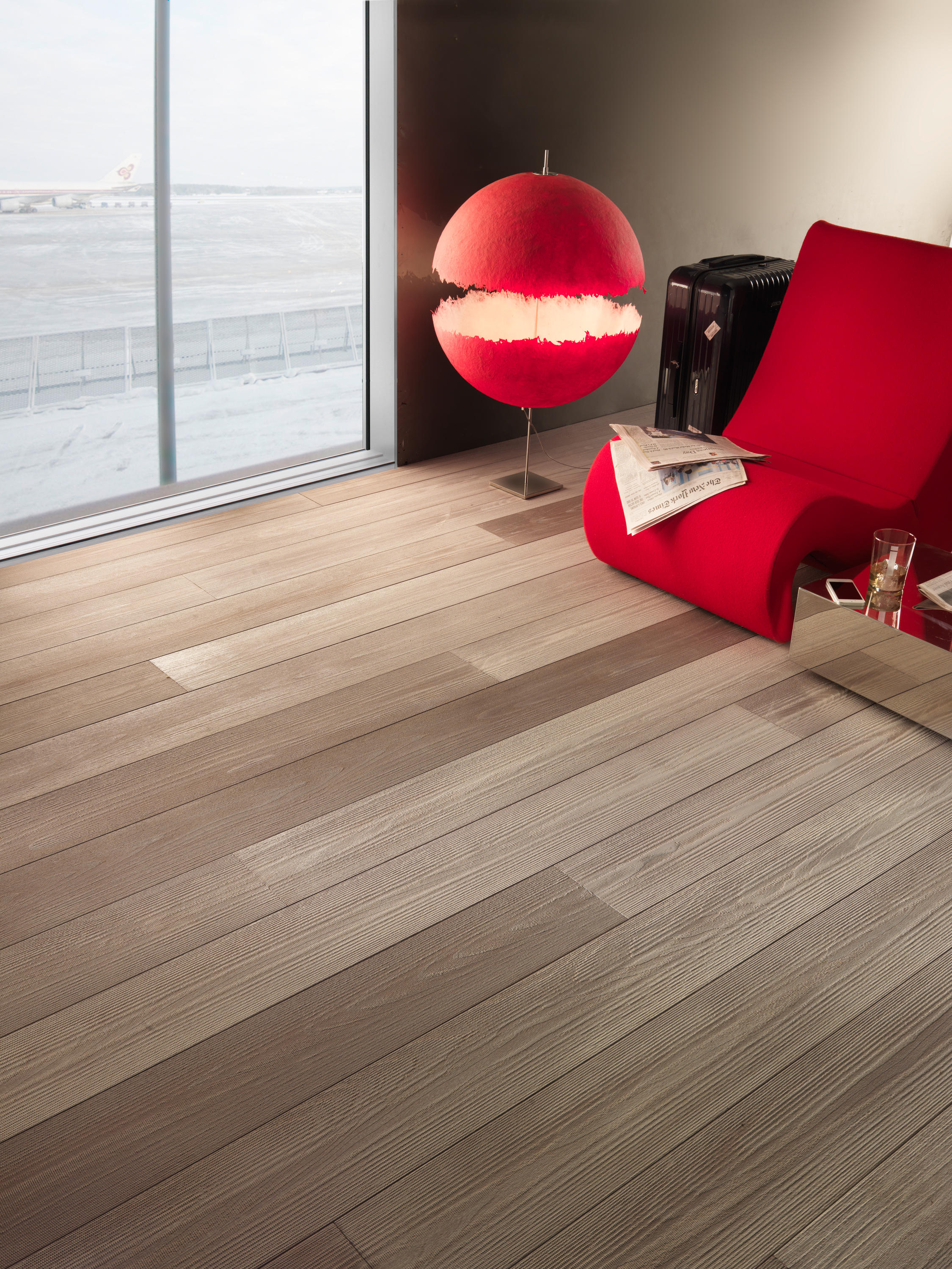 Beech Vulcano Fresco Arcolino Milled White Oil By Mafi Wood Flooring