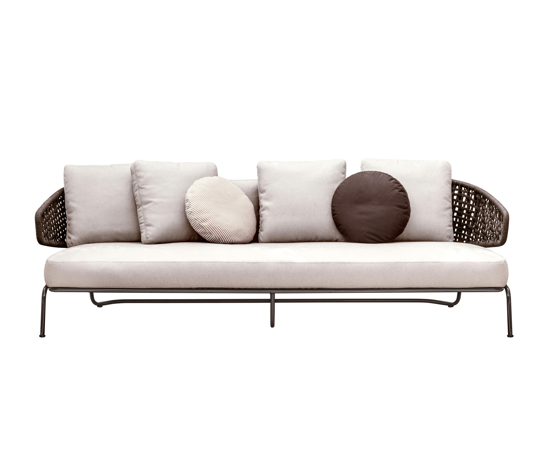 Aston cord outdoor garden sofas from minotti architonic for Esstisch sofa