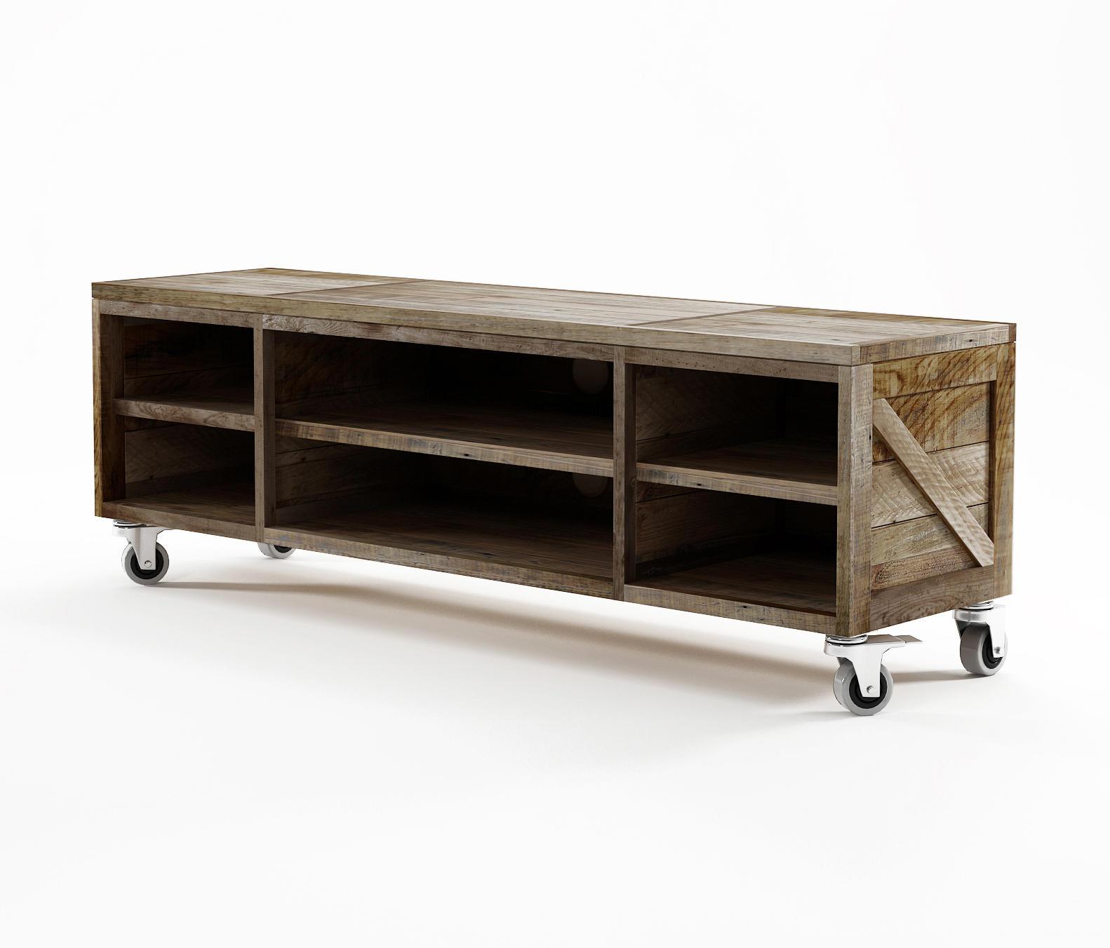 krate tv chest multimedia sideboards von karpenter. Black Bedroom Furniture Sets. Home Design Ideas