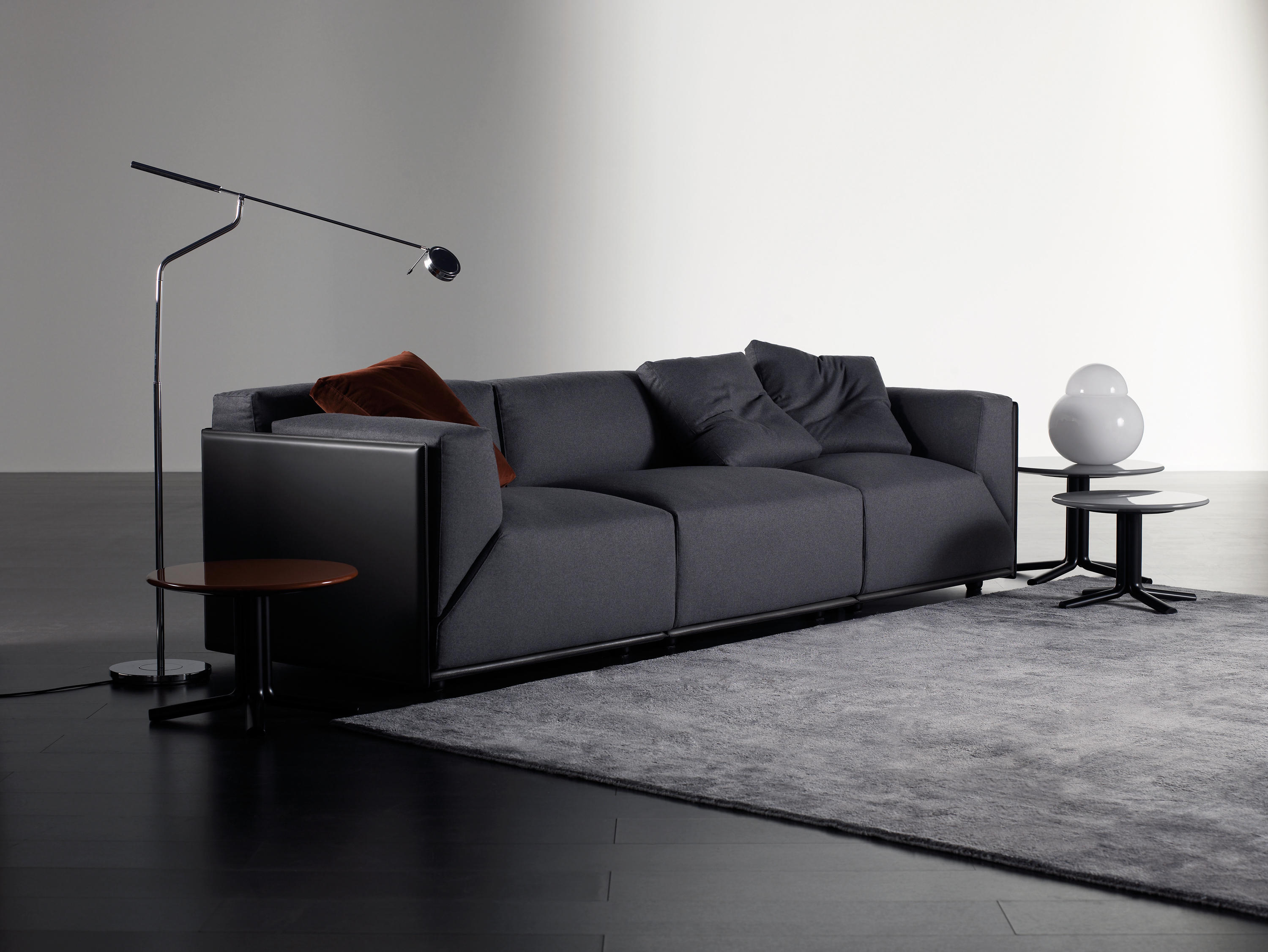 Bacon kuoio lounge sofas from meridiani architonic bacon kuoio by meridiani lounge sofas parisarafo Image collections