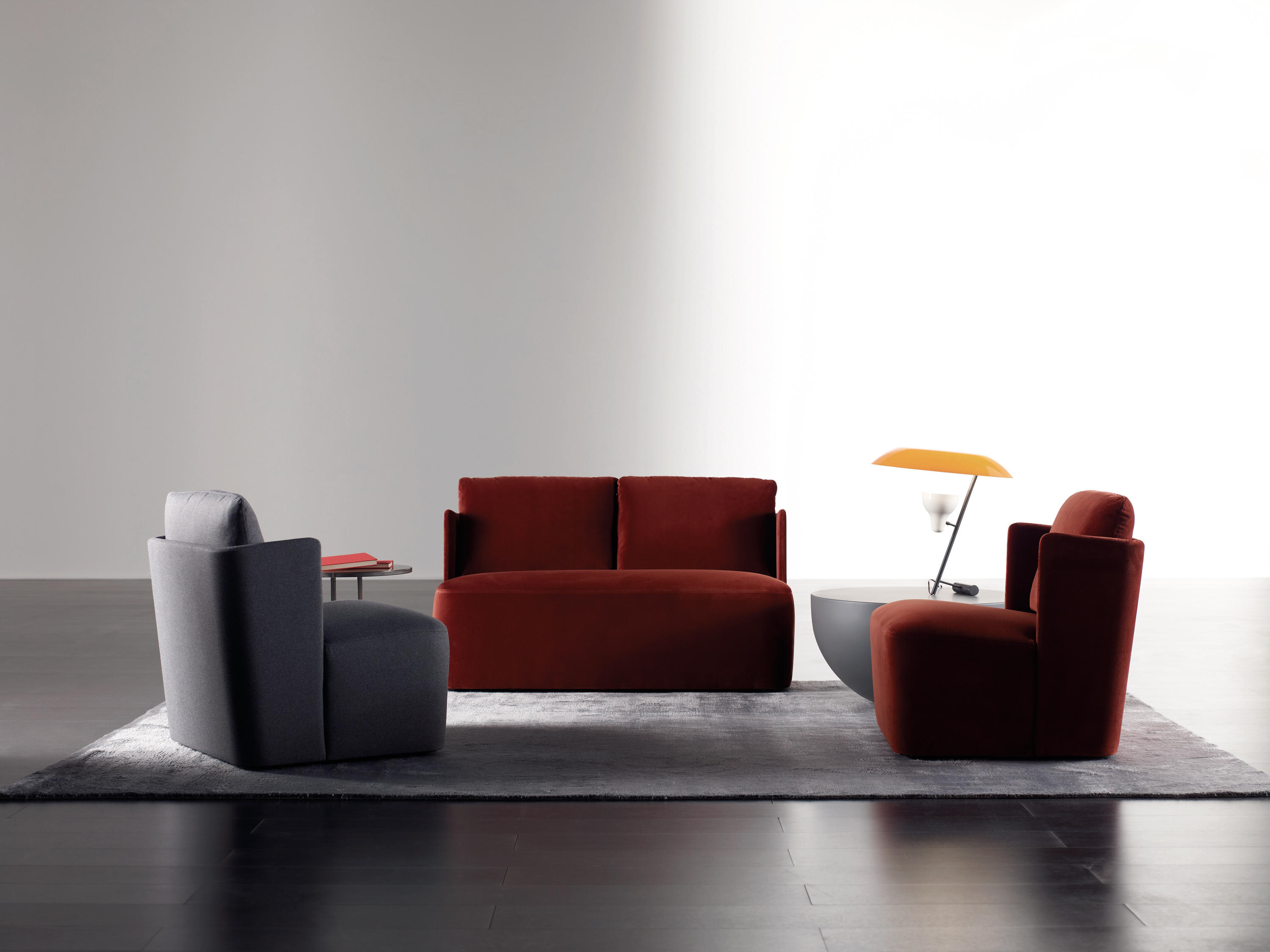 Keeton sofa fit 130 lounge sofas from meridiani architonic keeton sofa fit 130 by meridiani lounge sofas parisarafo Image collections