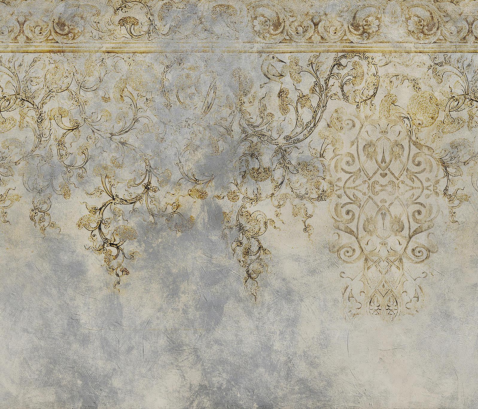 Glory carta parati tappezzeria inkiostro bianco for Tappezzeria prezzi