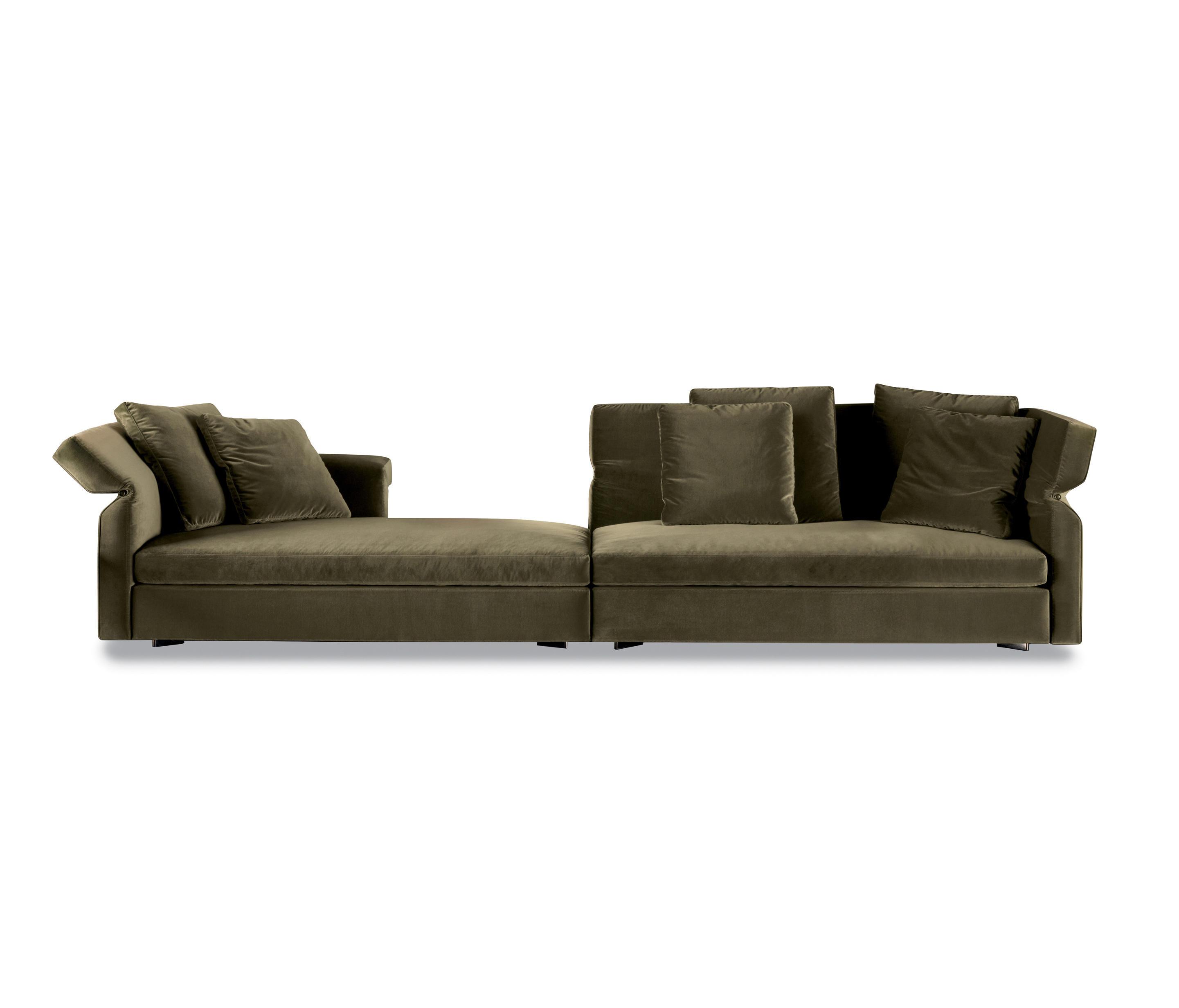 Collar lounge sofas from minotti architonic - Divano minotti prezzo ...