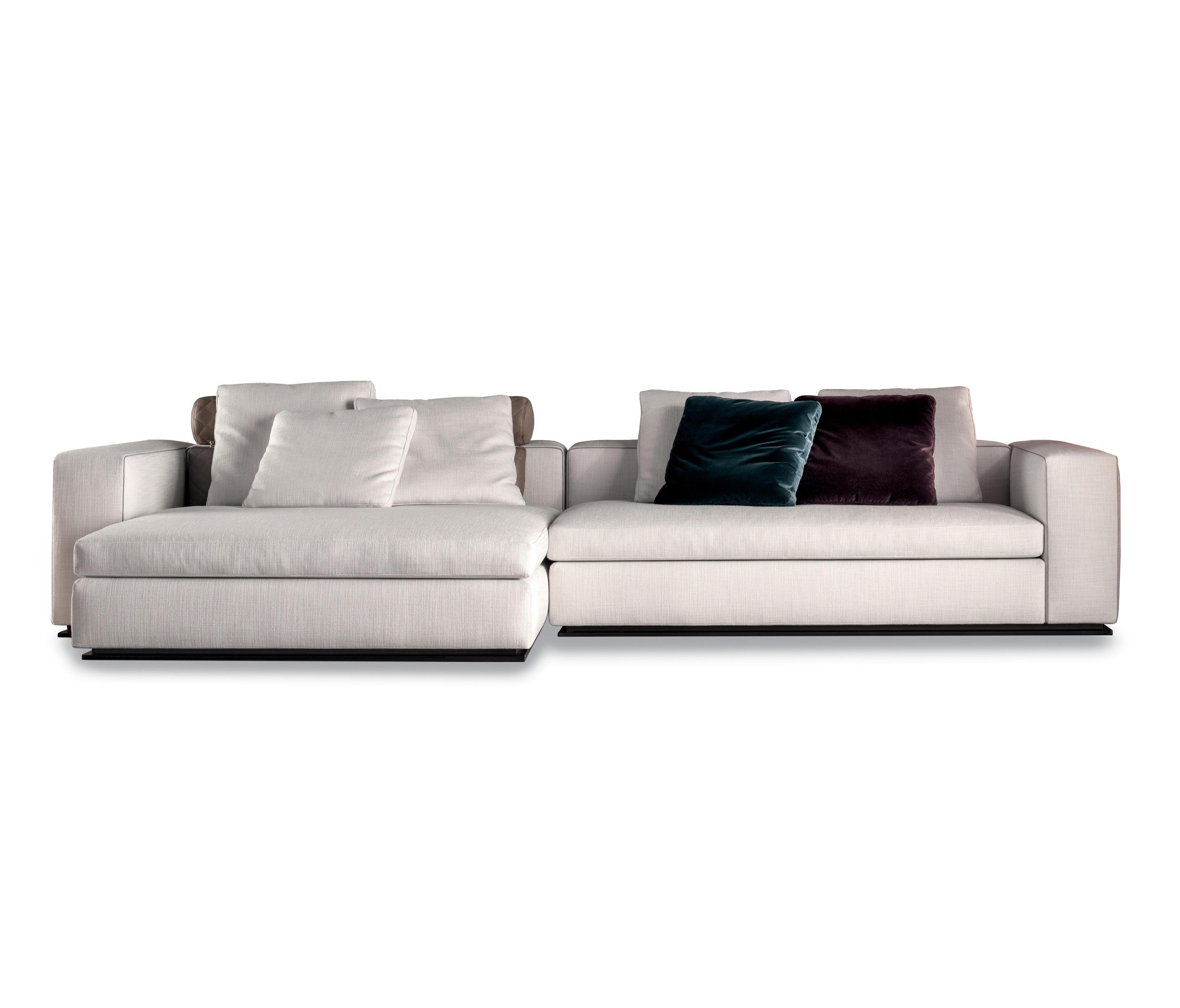 Leonard sofas from minotti architonic - Divano minotti prezzo ...