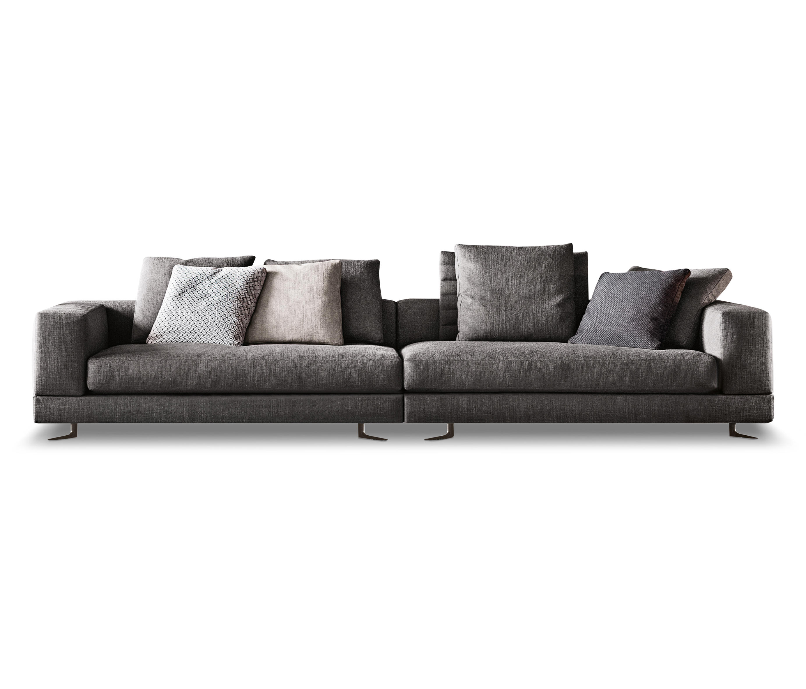 Minotti white sofa pdf refil sofa for Liquidation sofa sectionnel