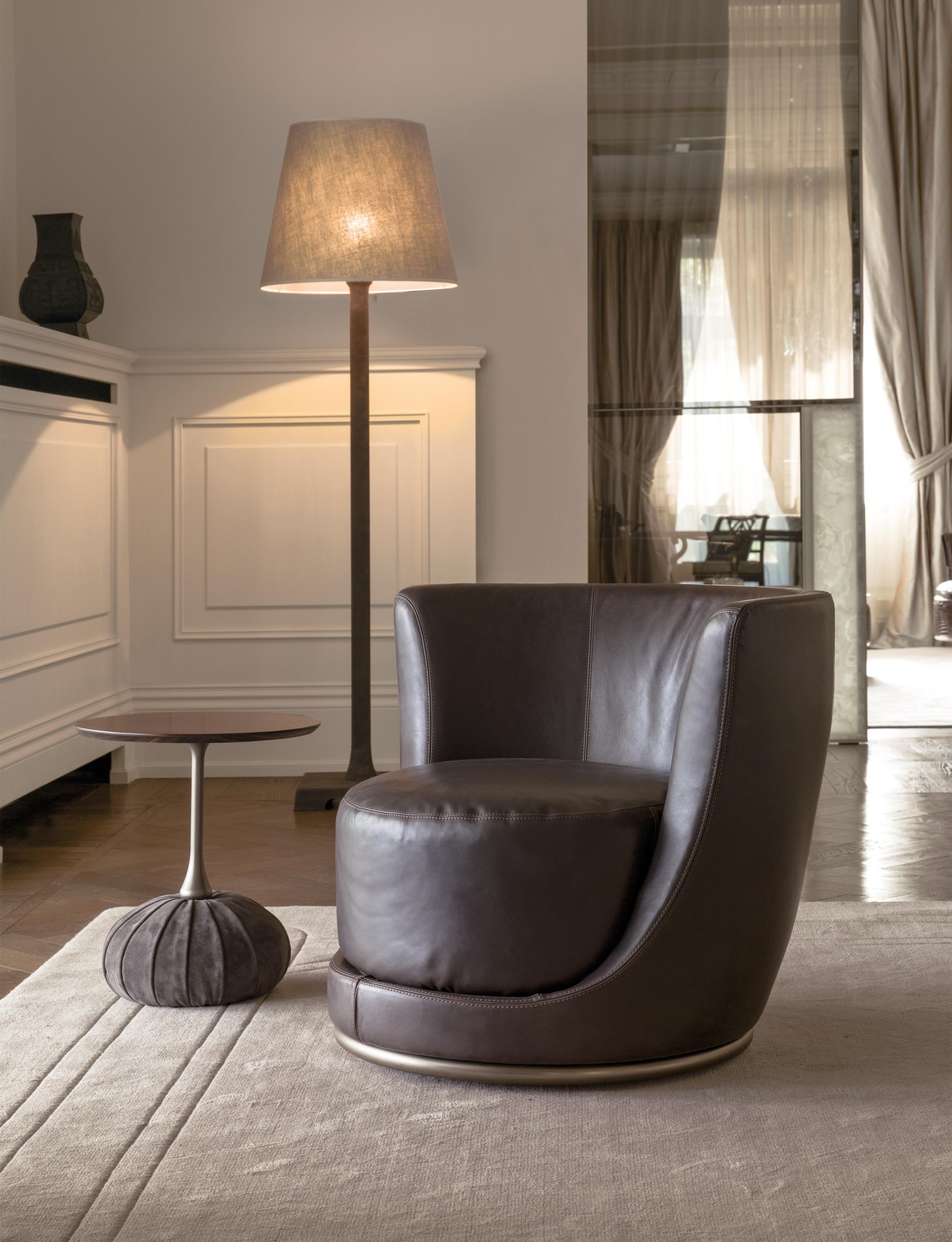 Laurent By Longhi S.p.a. | Lounge Chairs