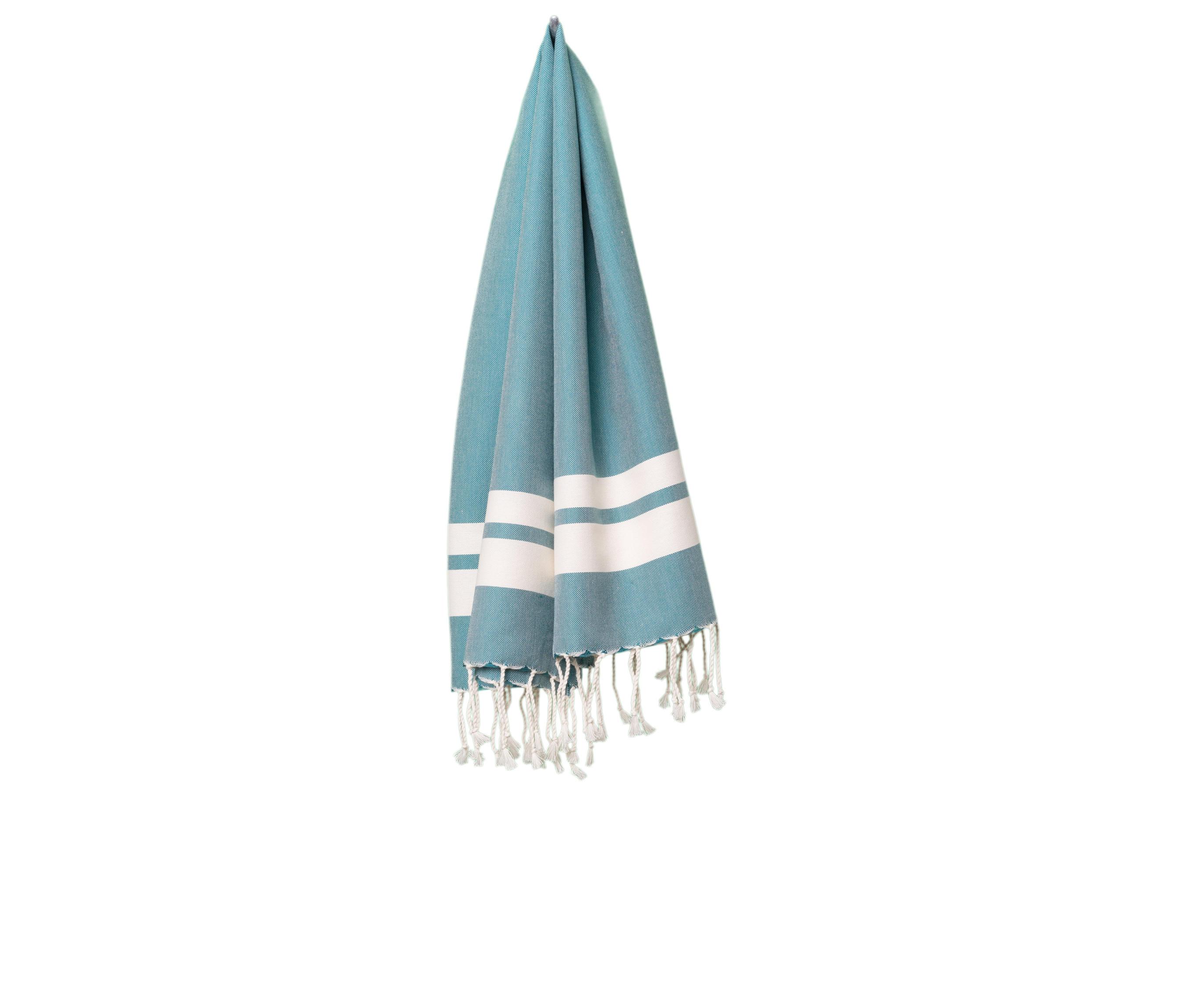 fouta petite bleu lumineux petrol blue towels from. Black Bedroom Furniture Sets. Home Design Ideas