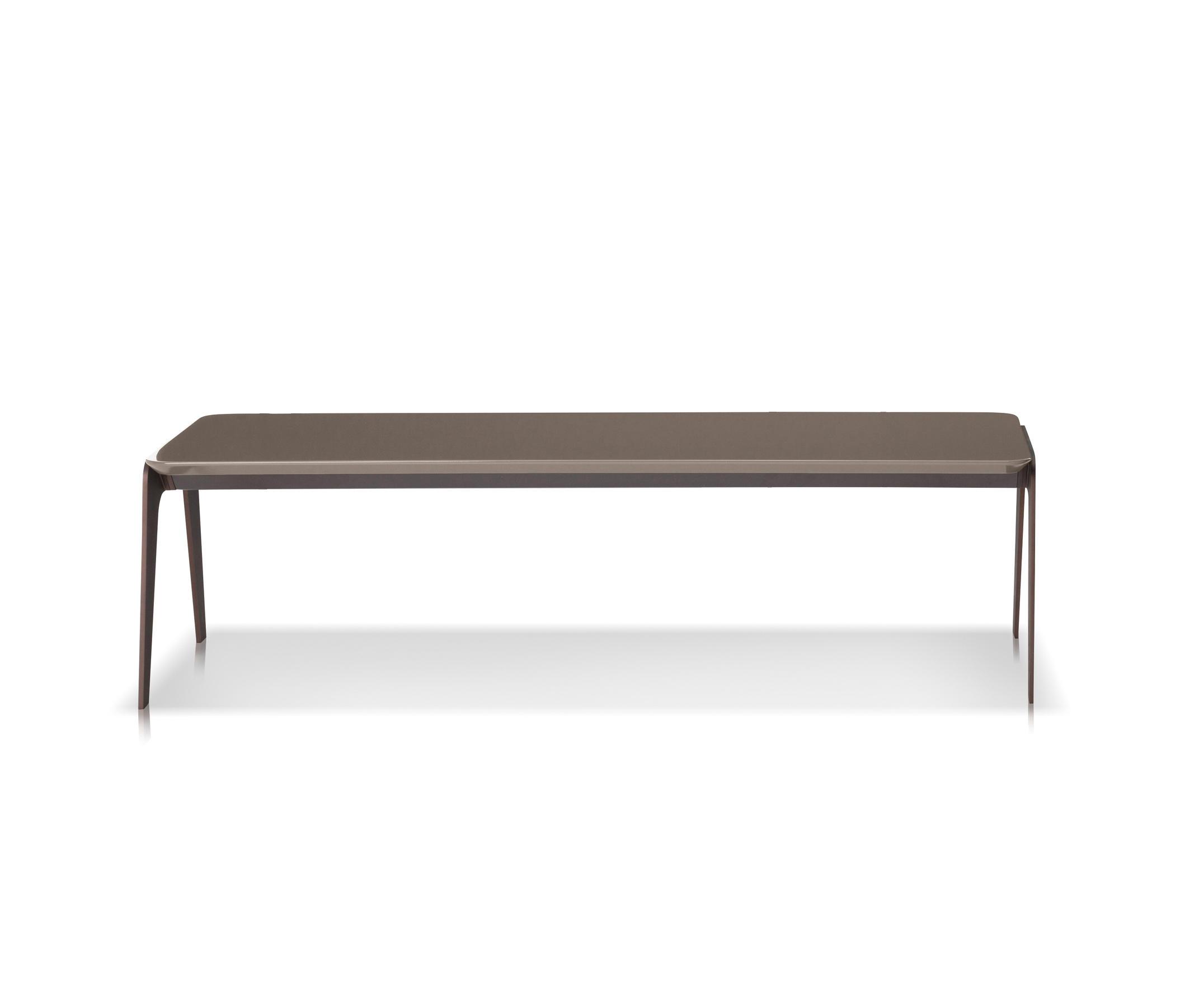 kirk metal couchtische von minotti architonic. Black Bedroom Furniture Sets. Home Design Ideas