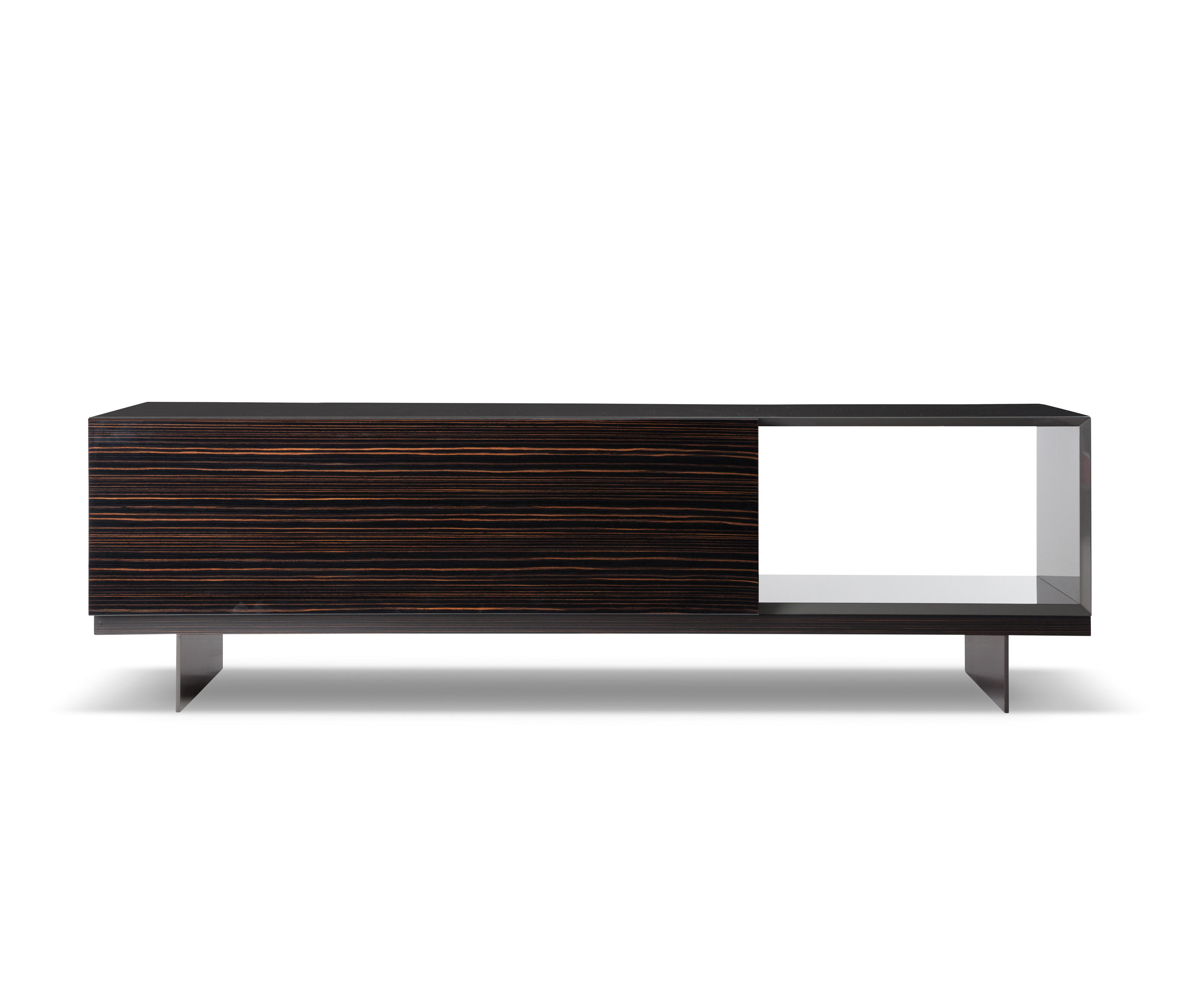 Lang sideboards from minotti architonic for Sideboard 3m lang