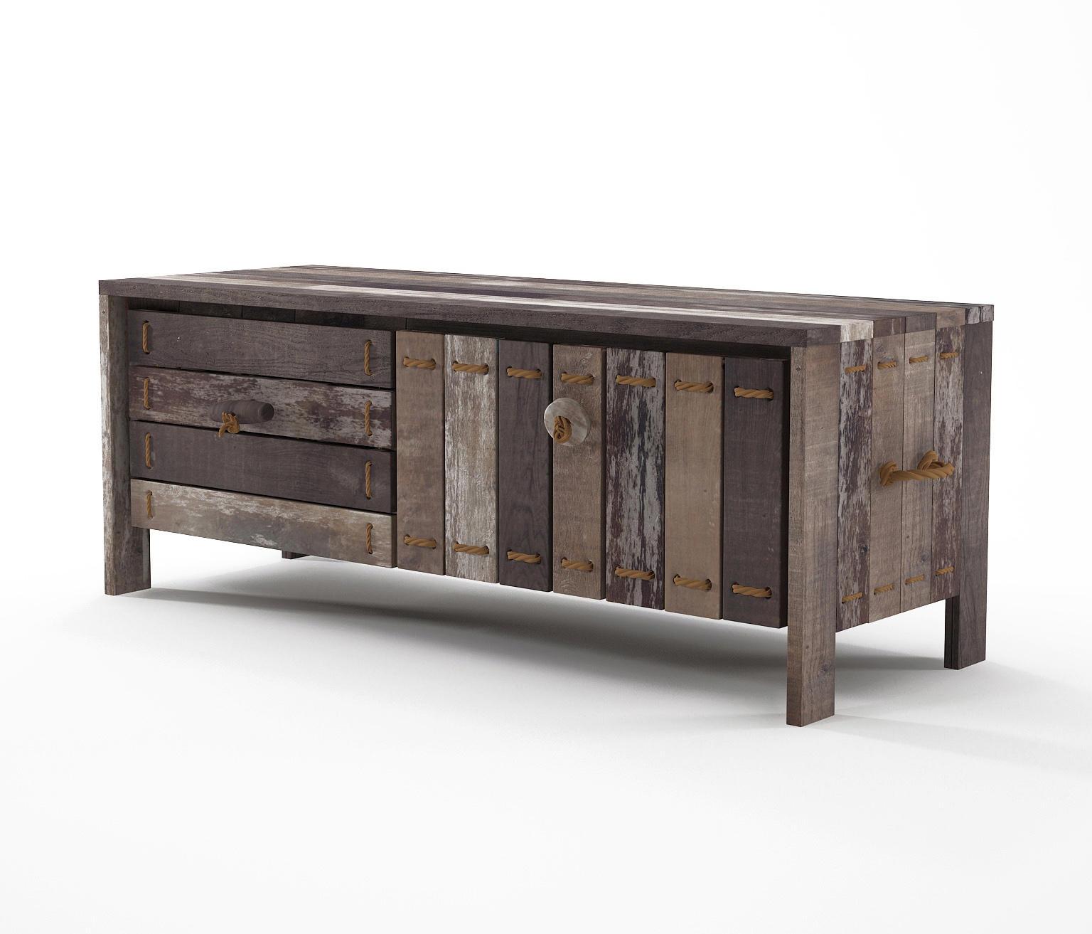 rope me tv chest 1 drawer 1 flap door multimedia. Black Bedroom Furniture Sets. Home Design Ideas