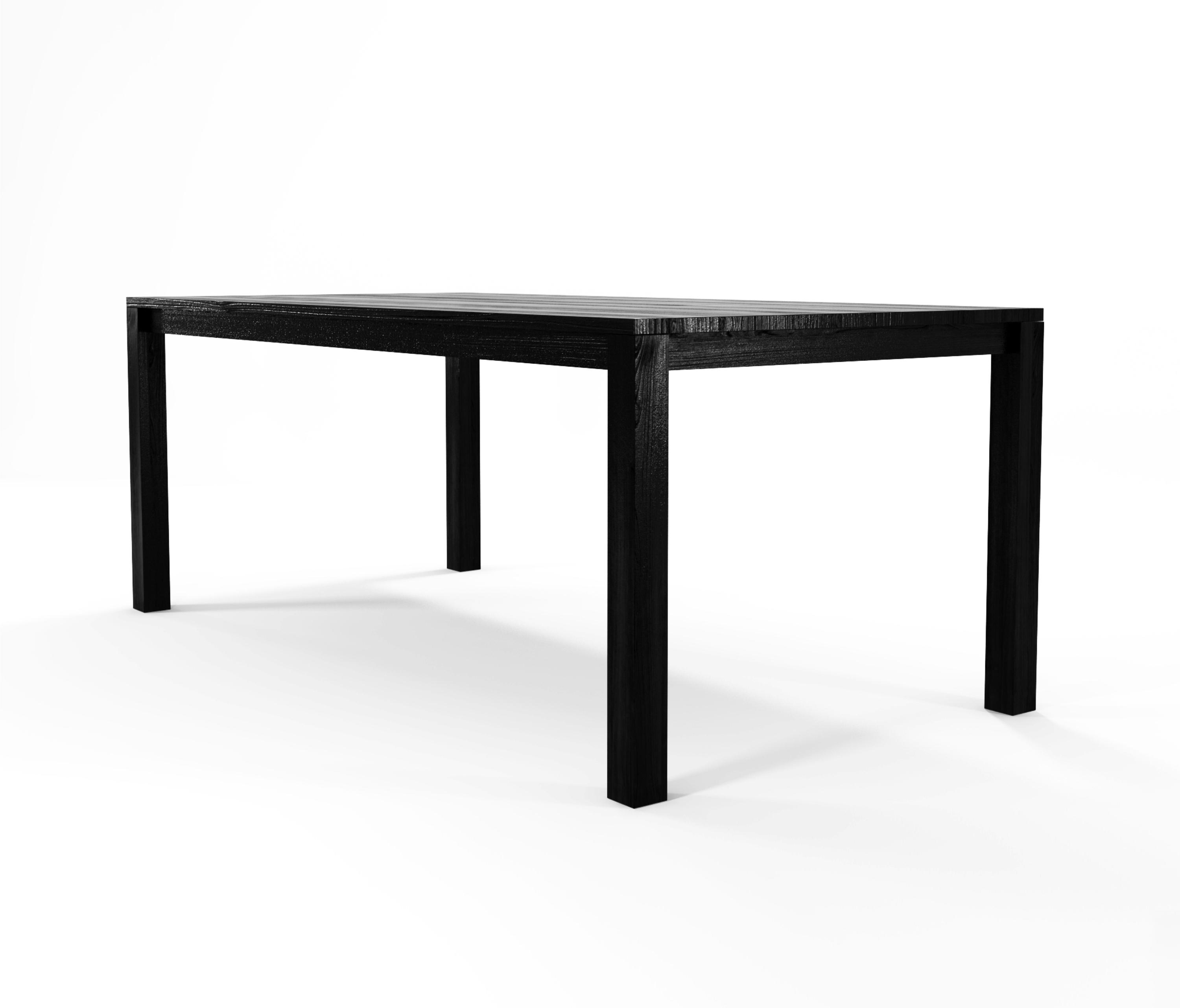 Solid Dining Table Dining Tables From Karpenter Architonic
