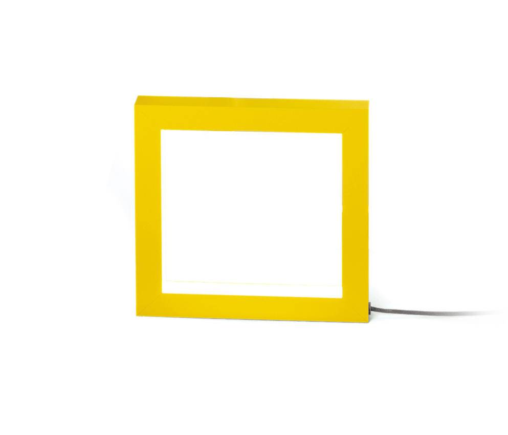 FRAME FRAME LIGHT, SMALL - Table lights from Schönbuch | Architonic