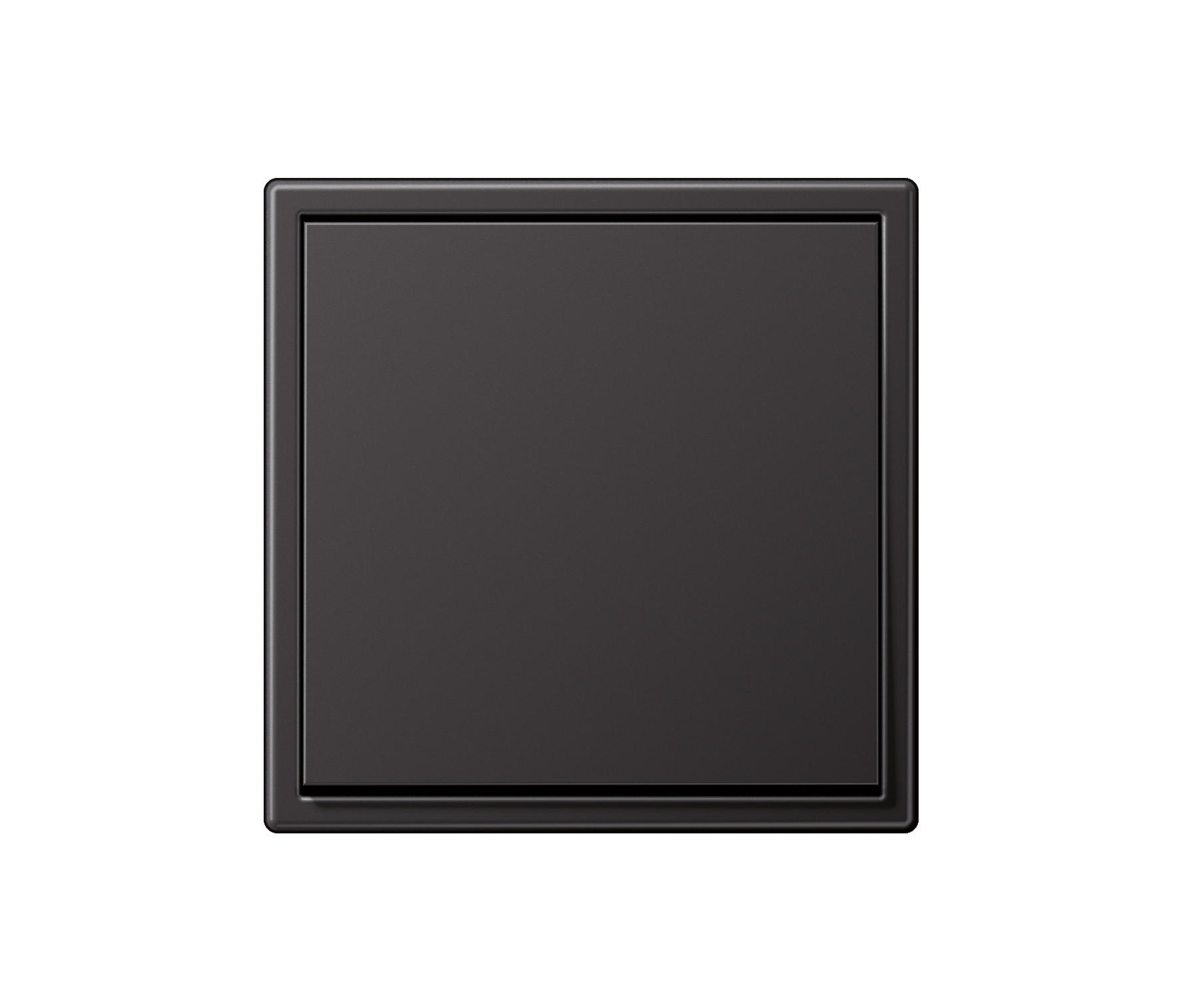 ls 990 aluminum dark switch two way switches from jung architonic. Black Bedroom Furniture Sets. Home Design Ideas