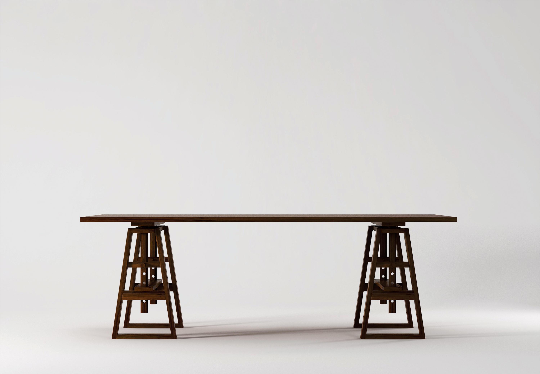 Trestle Dining Table Designer Furniture Architonic