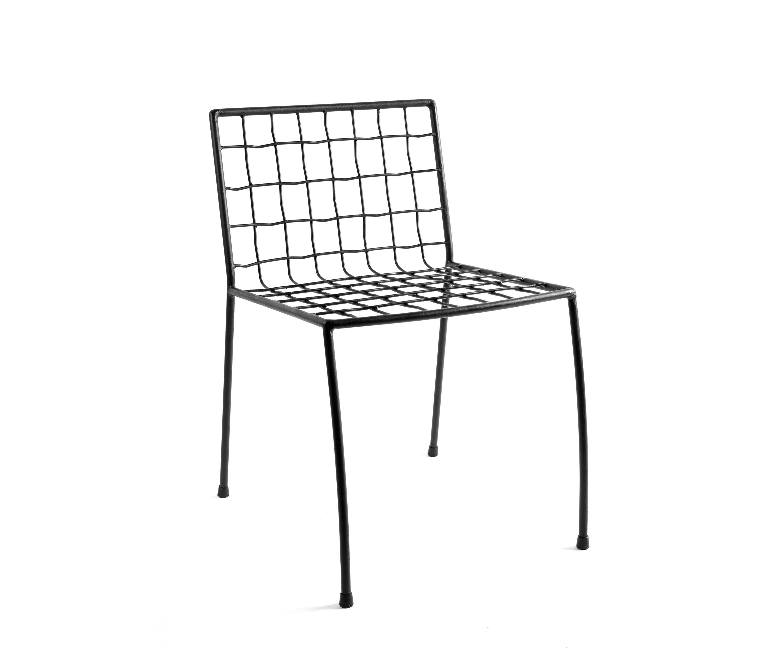 commira chair black chaises de restaurant de serax architonic. Black Bedroom Furniture Sets. Home Design Ideas