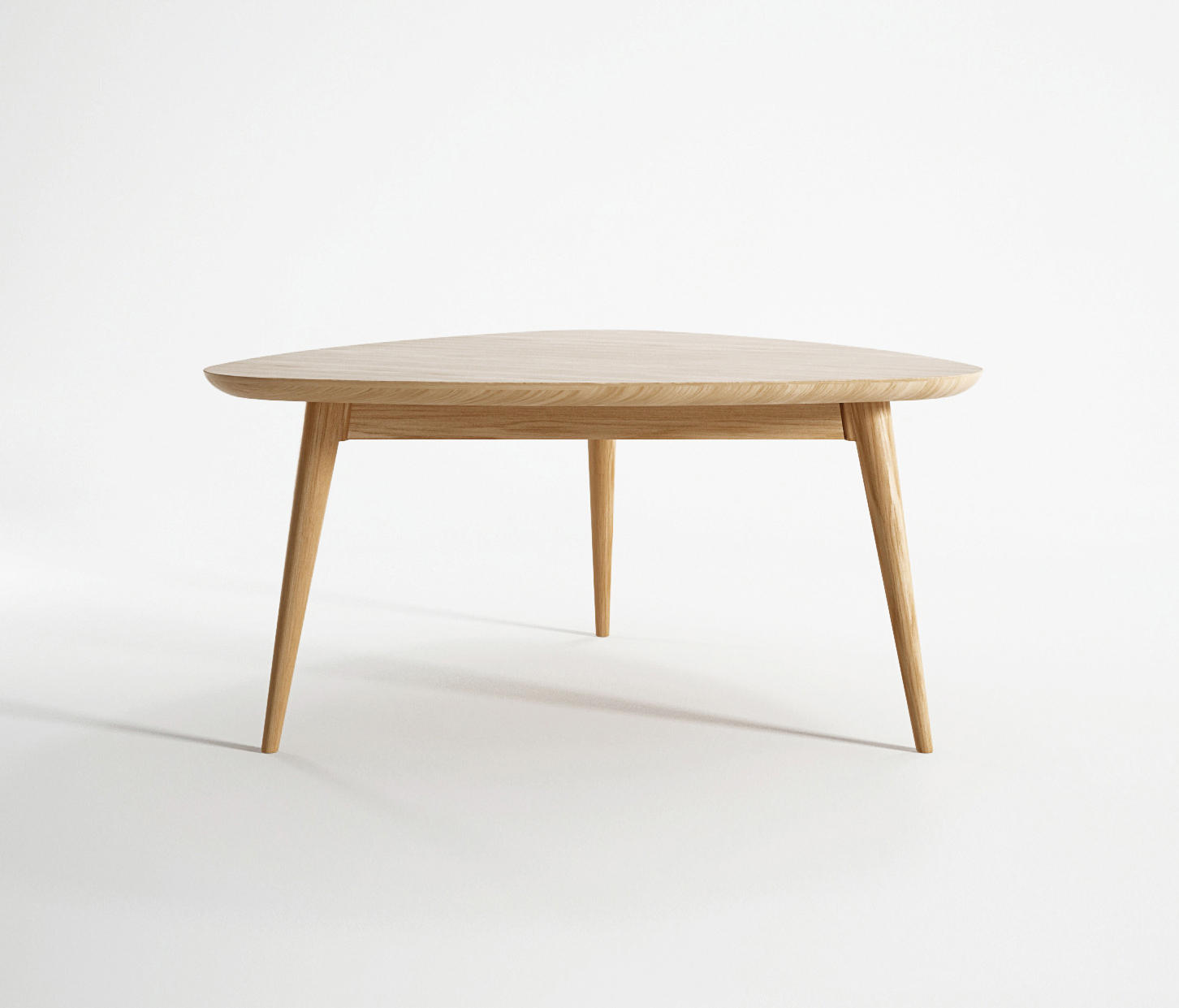Retro Tripod Coffee Table Walnut: Coffee Tables From Karpenter