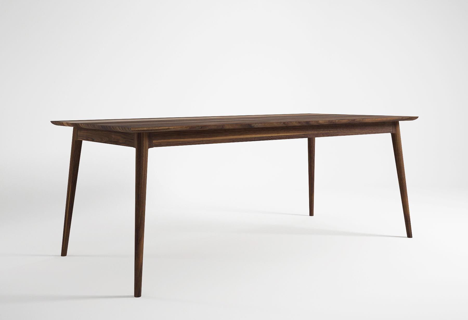 VINTAGE RECTANGULAR DINING TABLE Esstische von Karpenter  : vintage vi09 w rectangular dining table 200x100x78 b of b from www.architonic.com size 1800 x 1231 jpeg 84kB