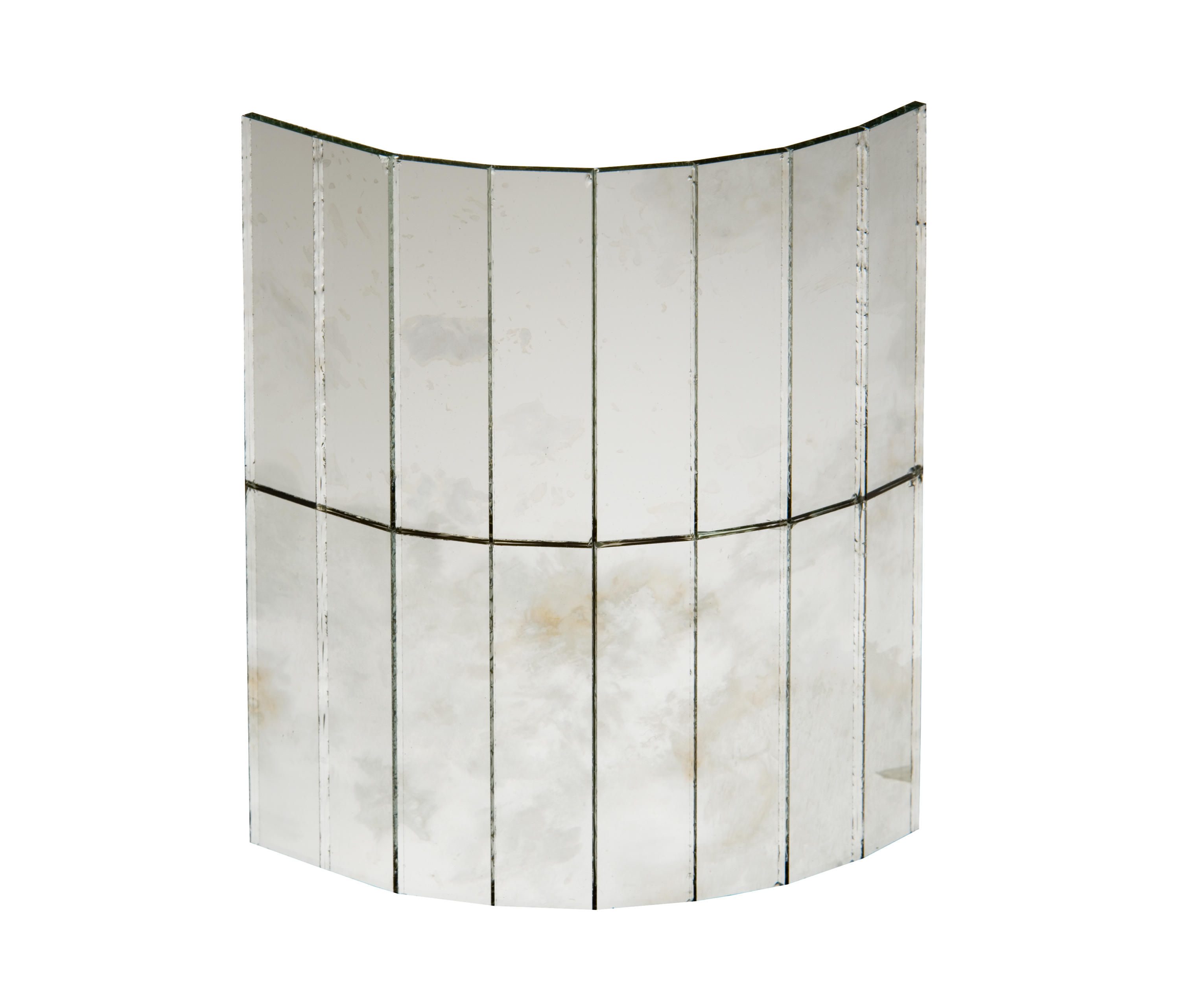 Mosaico E Gli Specchi 4.Mosaico Specchi Saturno 11 Decorative Glass From Antique Mirror