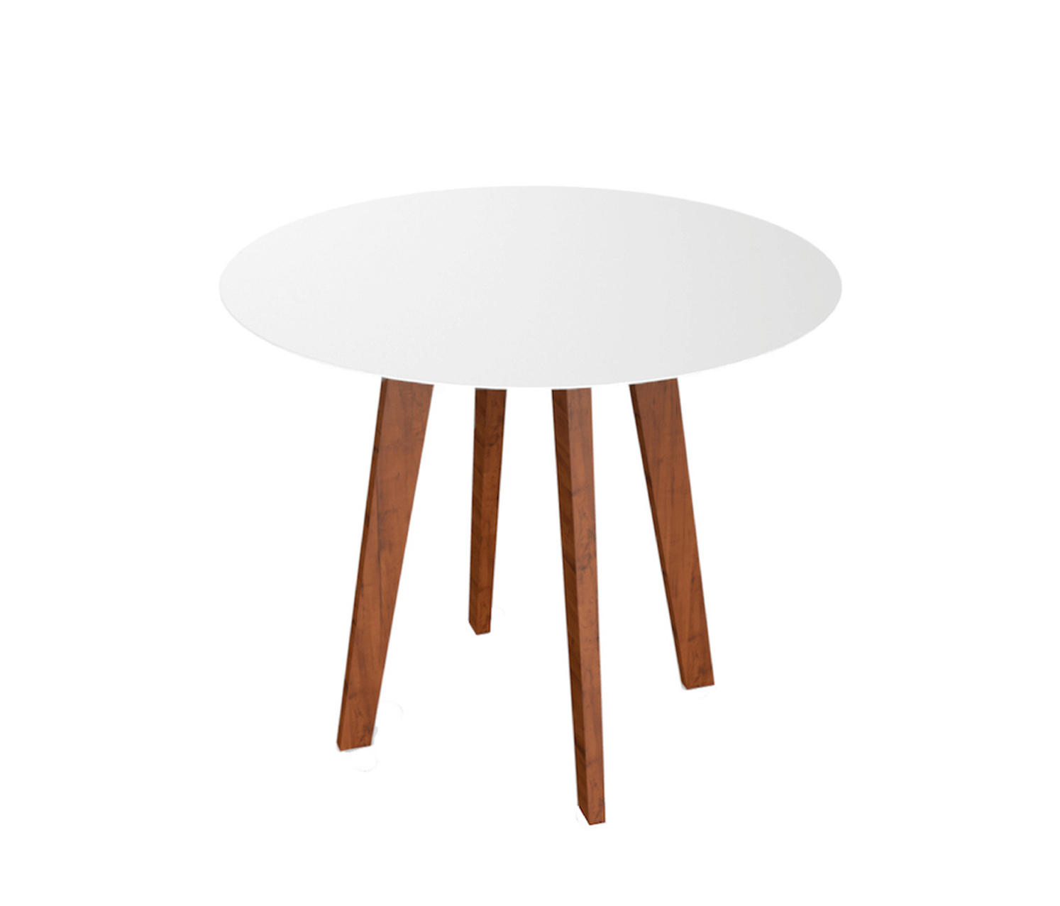 SLIM WOOD COLLECTION DINING TABLE WOOD 90 Dining